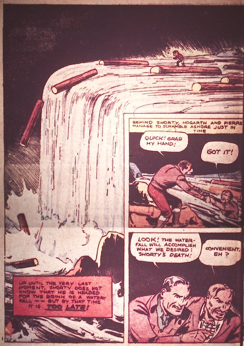 Read online Detective Comics (1937) comic -  Issue #12 - 62