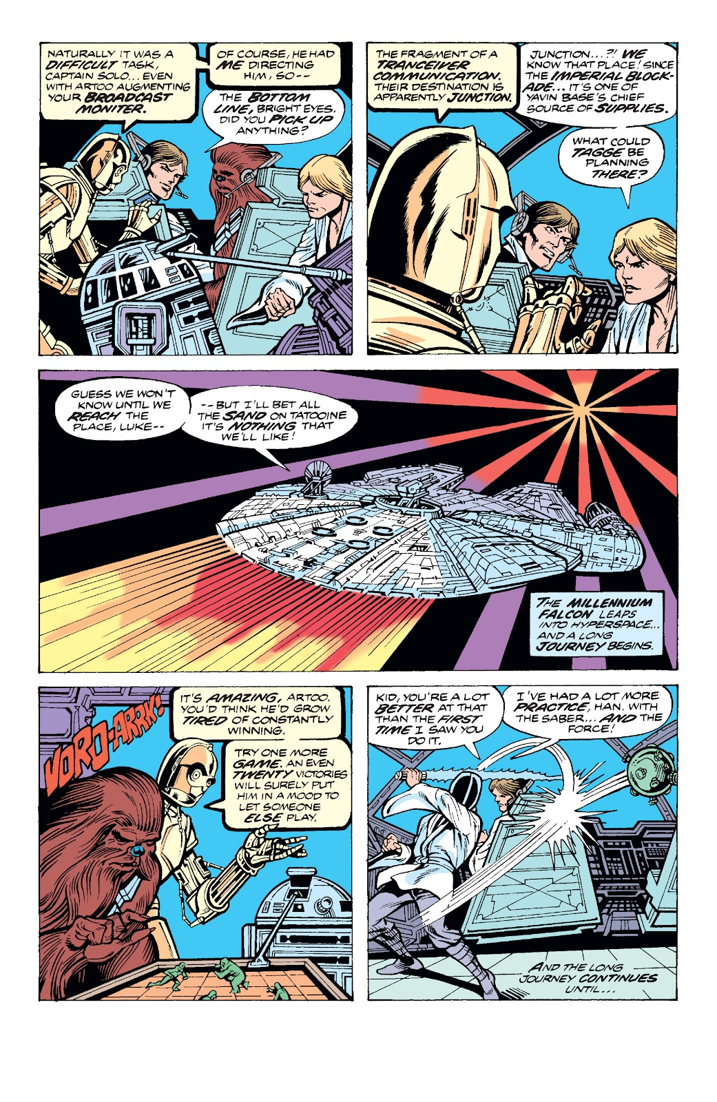 Read online Star Wars Legends: The Original Marvel Years - Epic Collection comic -  Issue # TPB 2 (Part 2) - 72