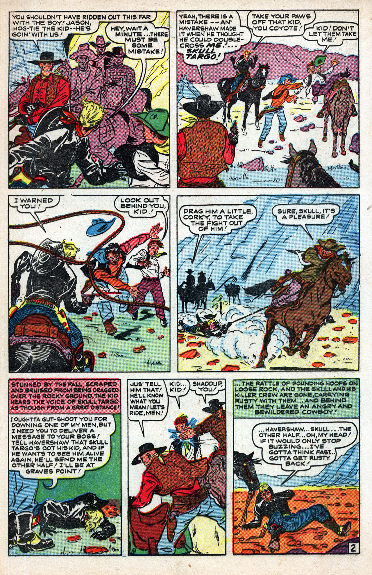 Read online Two-Gun Kid comic -  Issue #8 - 13