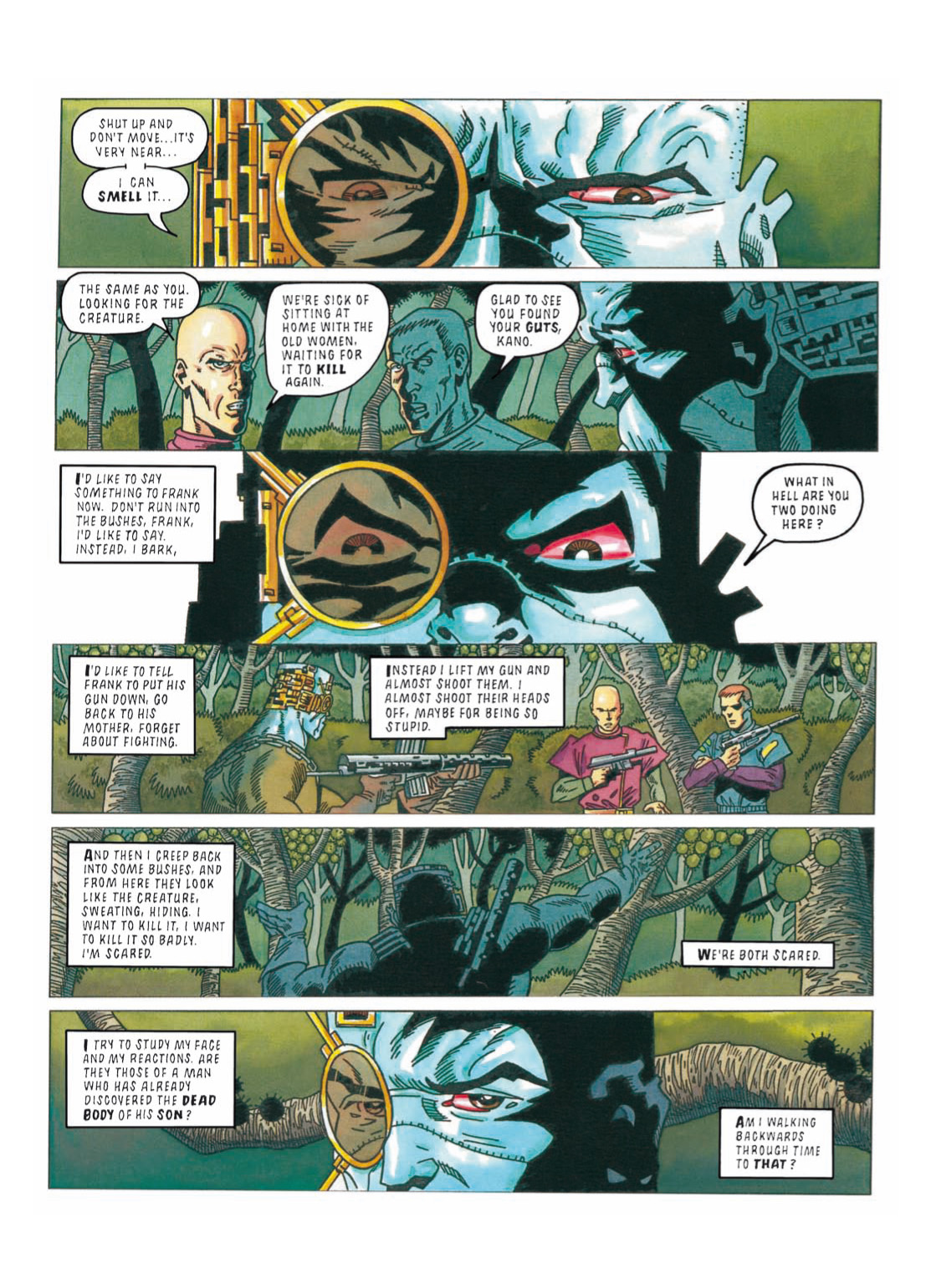Read online The Complete Bad Company comic -  Issue # TPB - 278