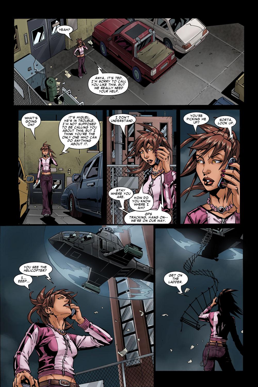 Read online Amazing Fantasy (2004) comic -  Issue #3 - 14
