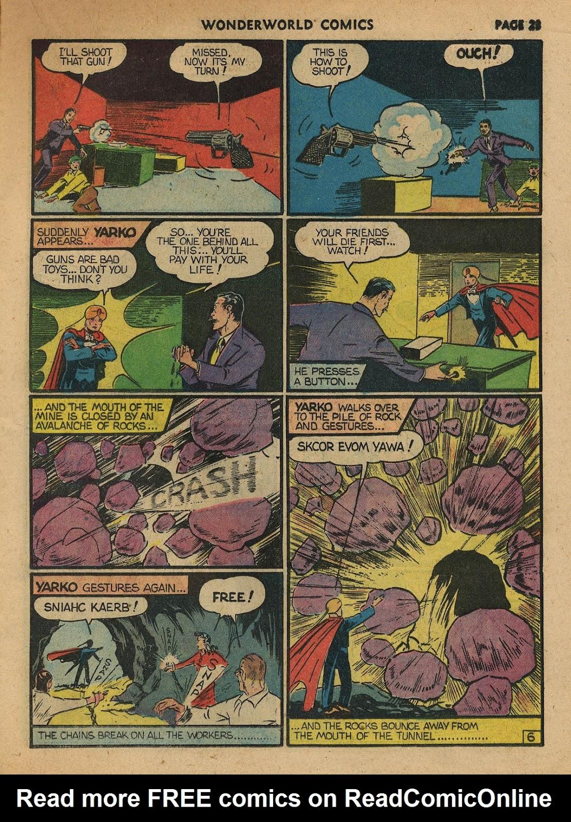 Wonderworld Comics issue 23 - Page 25