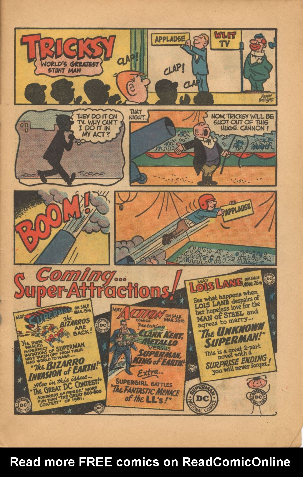 Read online Adventure Comics (1938) comic -  Issue #320 - 23