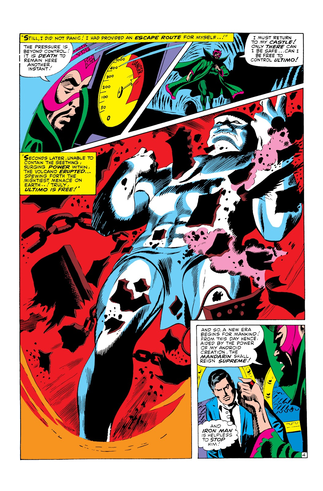 Read online Marvel Masterworks: The Invincible Iron Man comic -  Issue # TPB 3 (Part 3) - 60