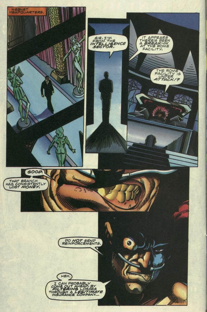 Read online Secret Weapons comic -  Issue #17 - 13