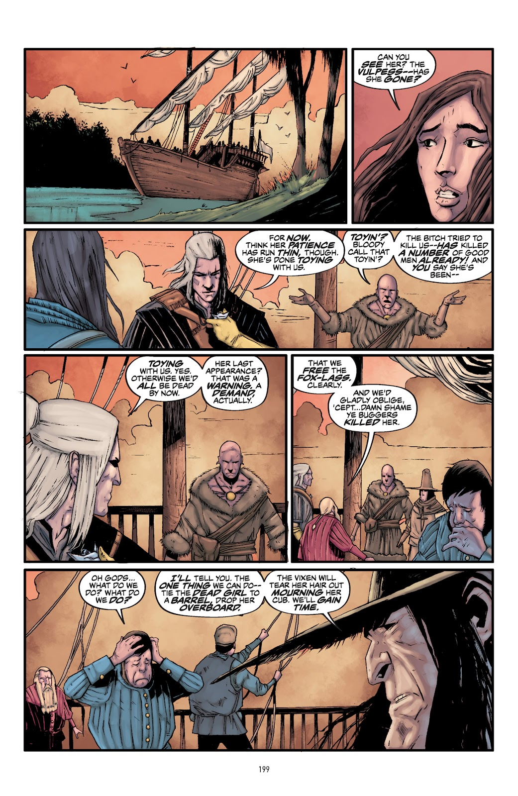 Read online The Witcher Omnibus comic -  Issue # TPB (Part 3) - 2