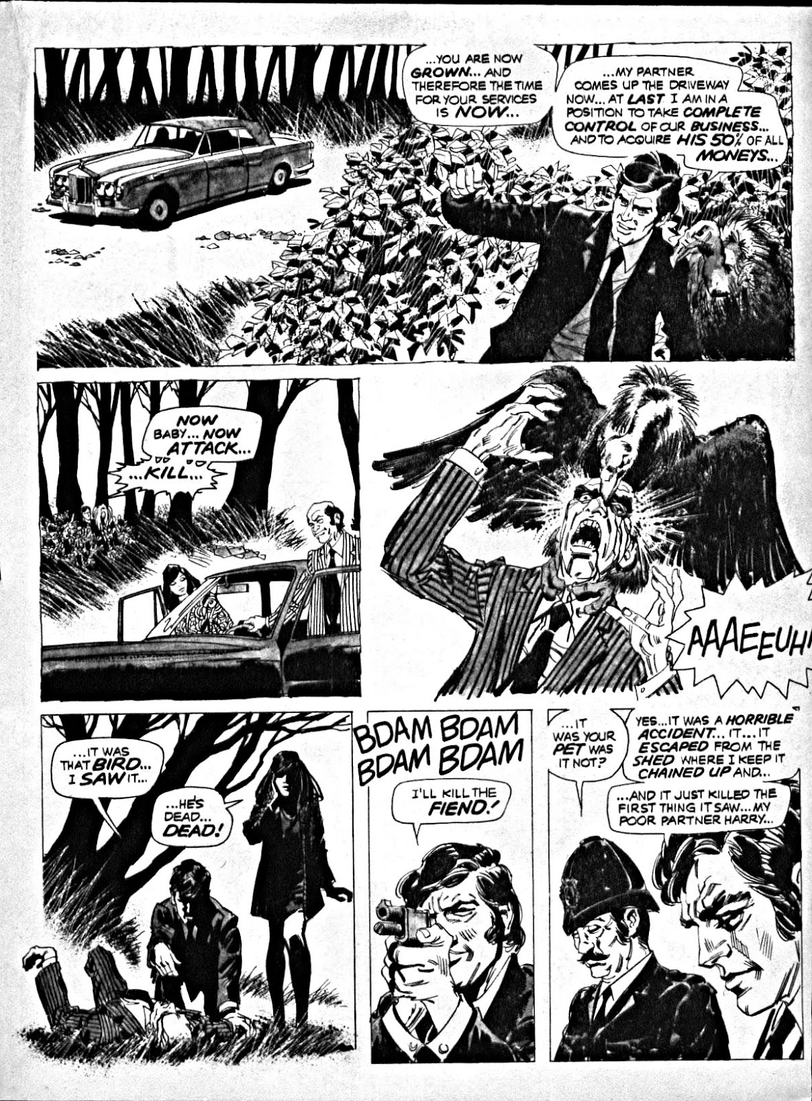 Nightmare (1970) issue 18 - Page 38