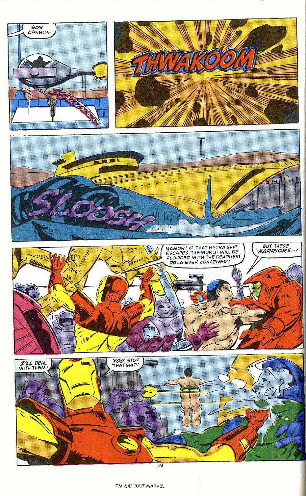 Iron Man Annual issue 10 - Page 26