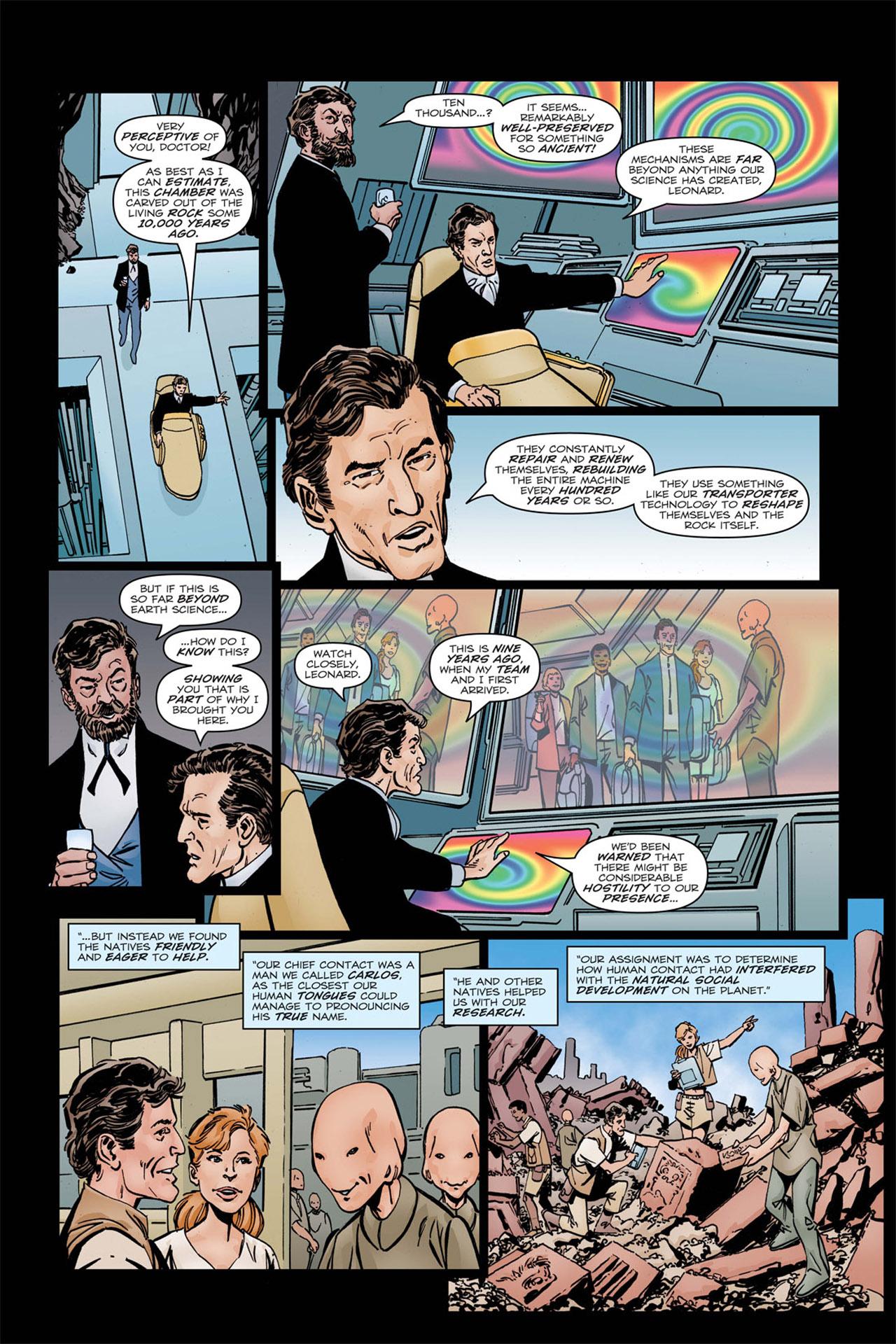Read online Star Trek: Leonard McCoy, Frontier Doctor comic -  Issue #4 - 20