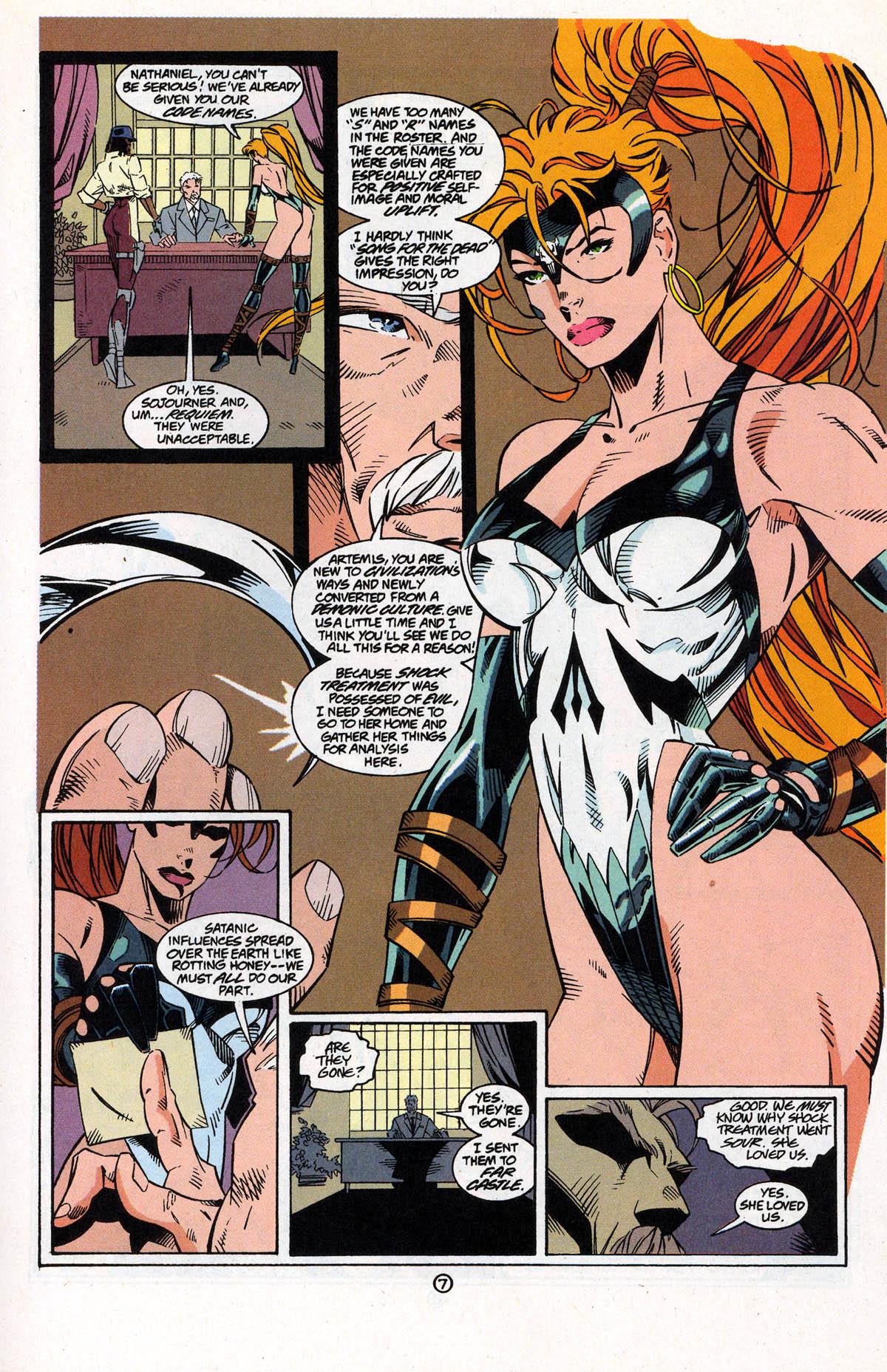 Read online Artemis: Requiem comic -  Issue #3 - 11