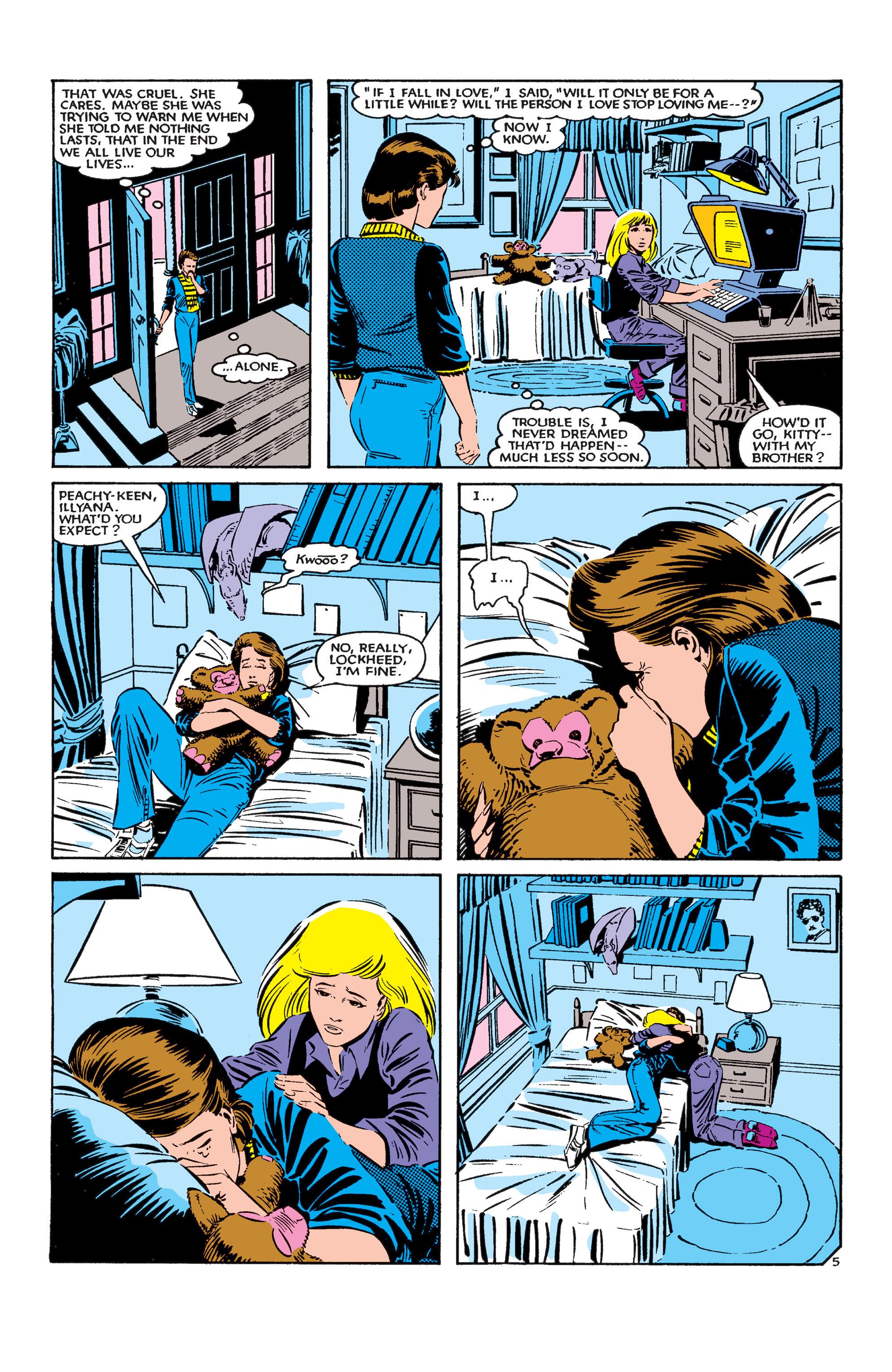 Read online Uncanny X-Men (1963) comic -  Issue #183 - 6