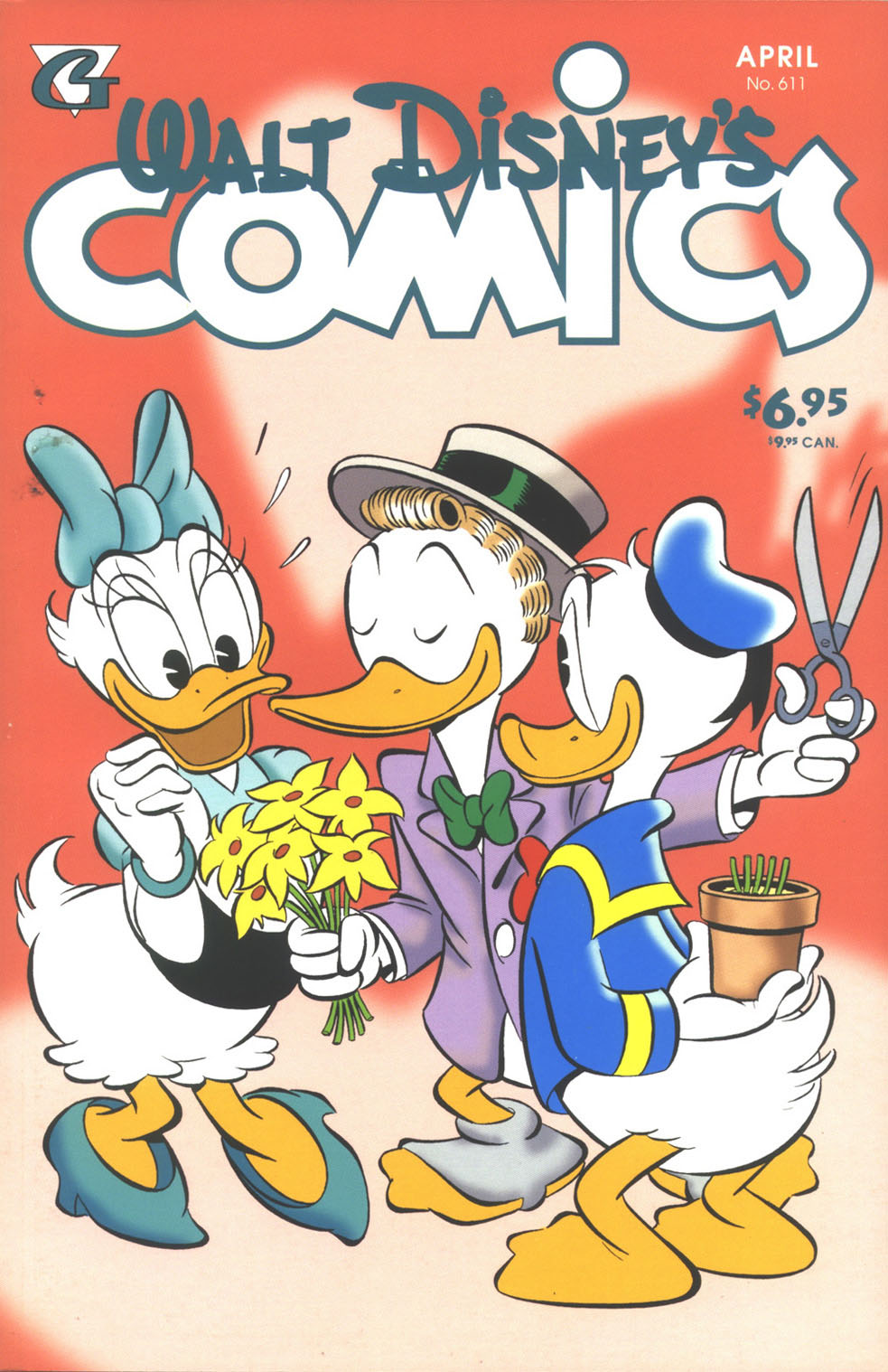 Walt Disney's Comics and Stories issue 611 - Page 1