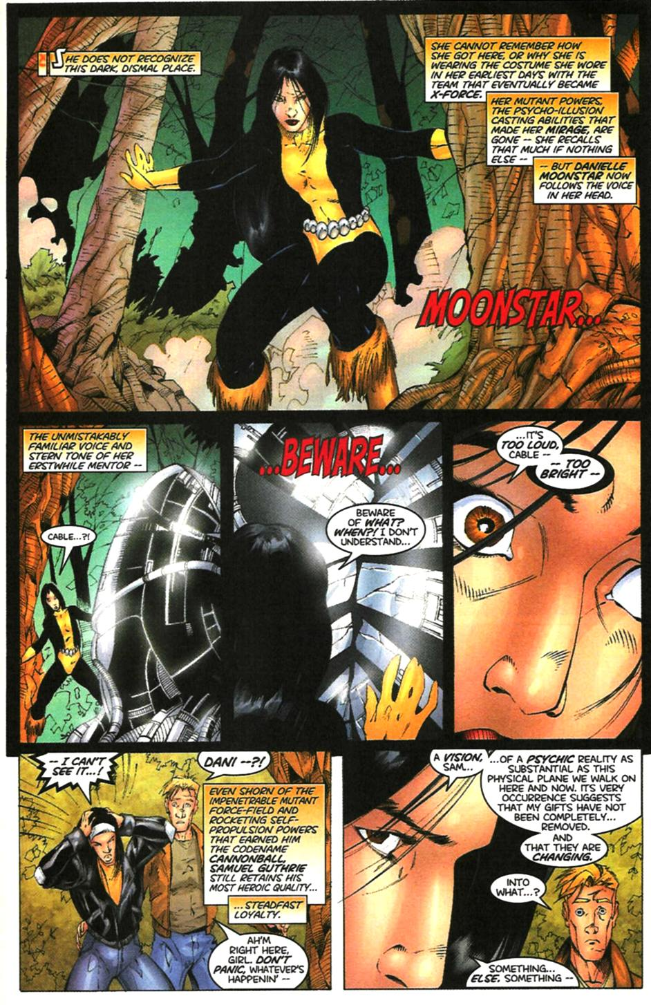 X-Men (1991) 99 Page 18