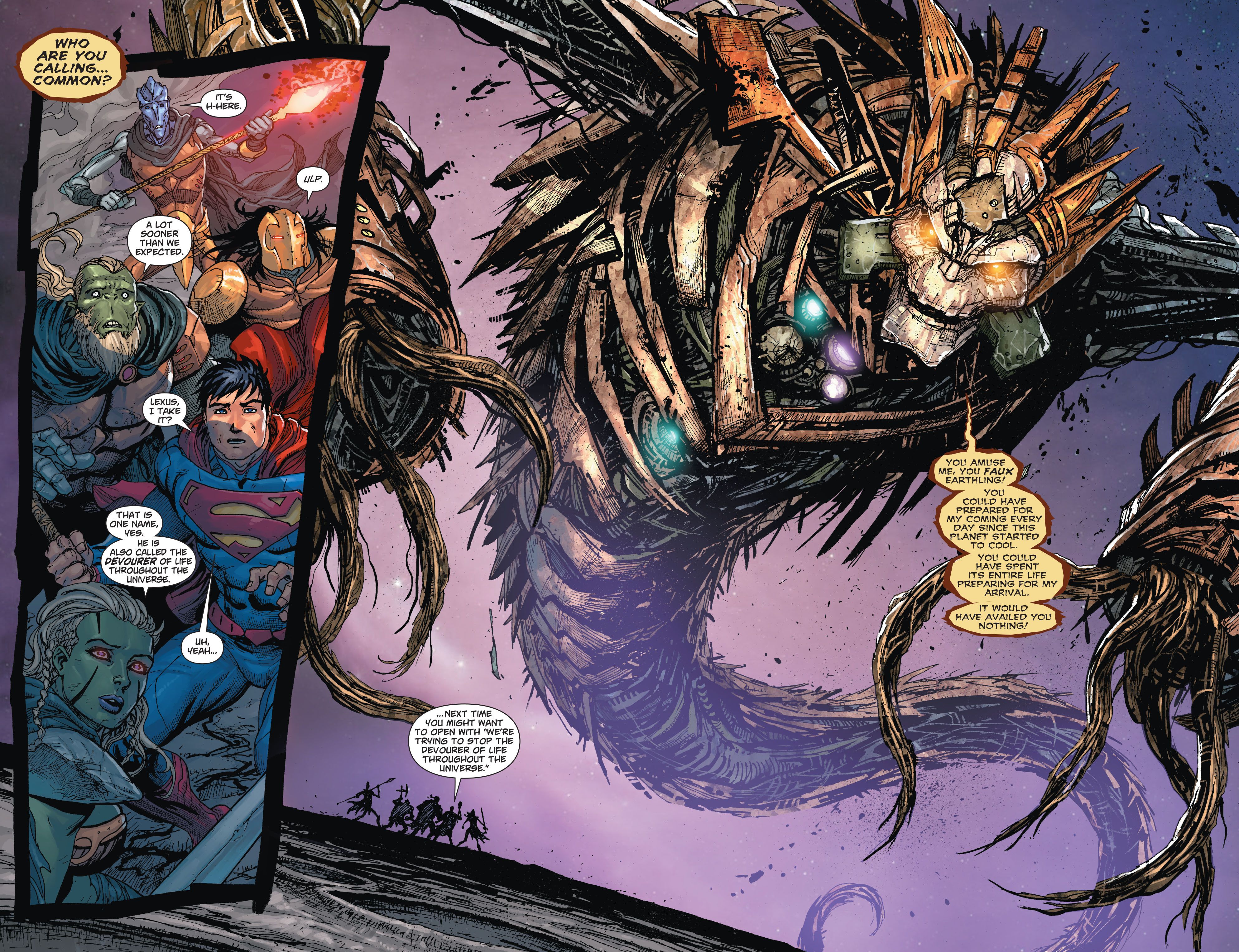 Read online Action Comics (2011) comic -  Issue #23 - 7