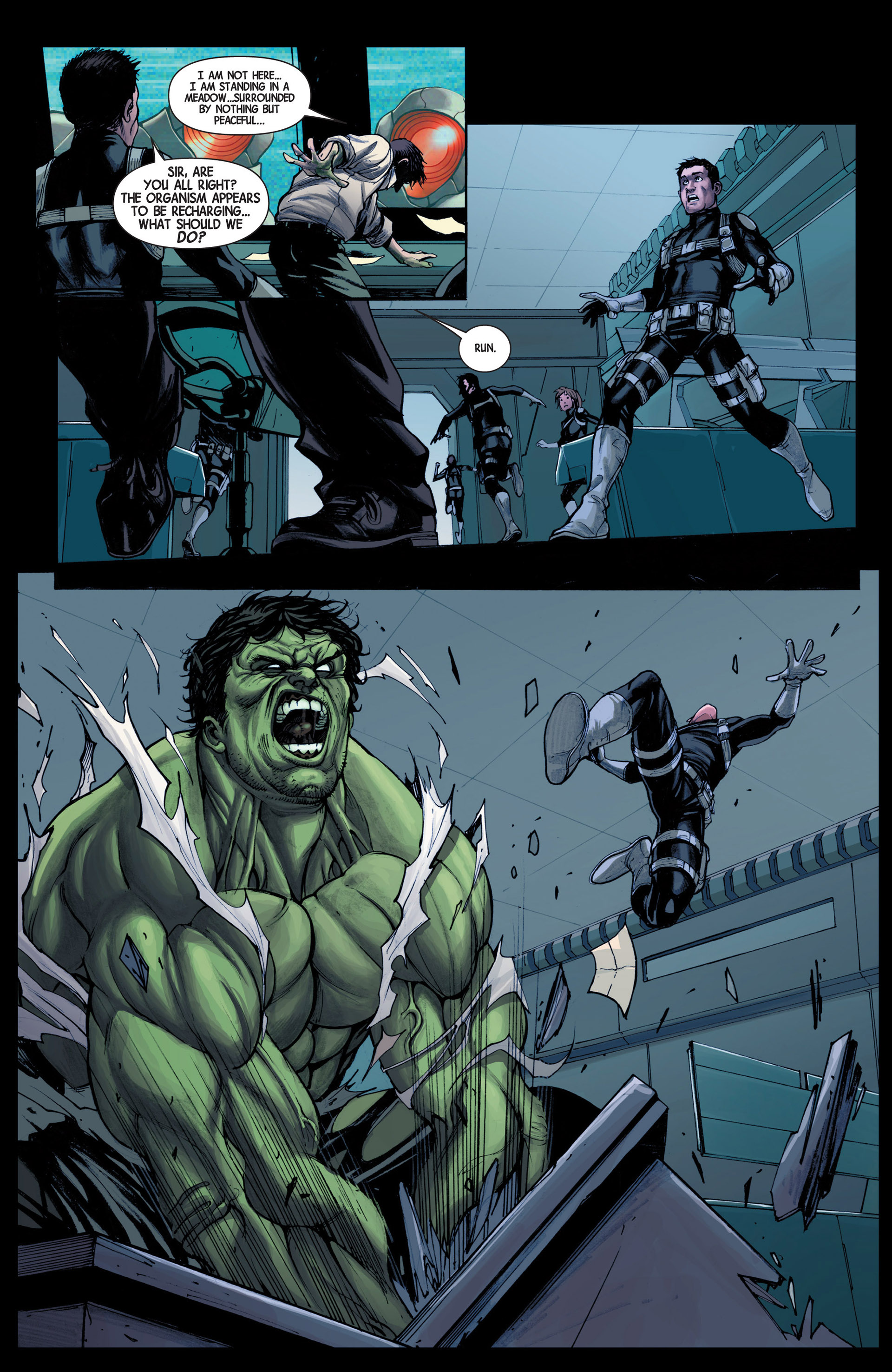 Read online Avengers (2013) comic -  Issue #16 - 12