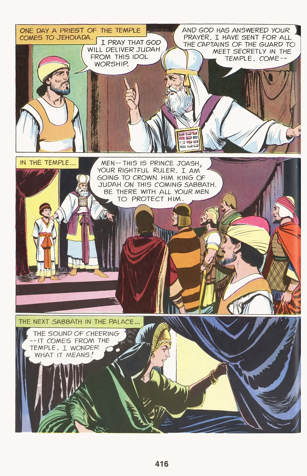 The Picture Bible issue TPB (Part 5) - Page 19