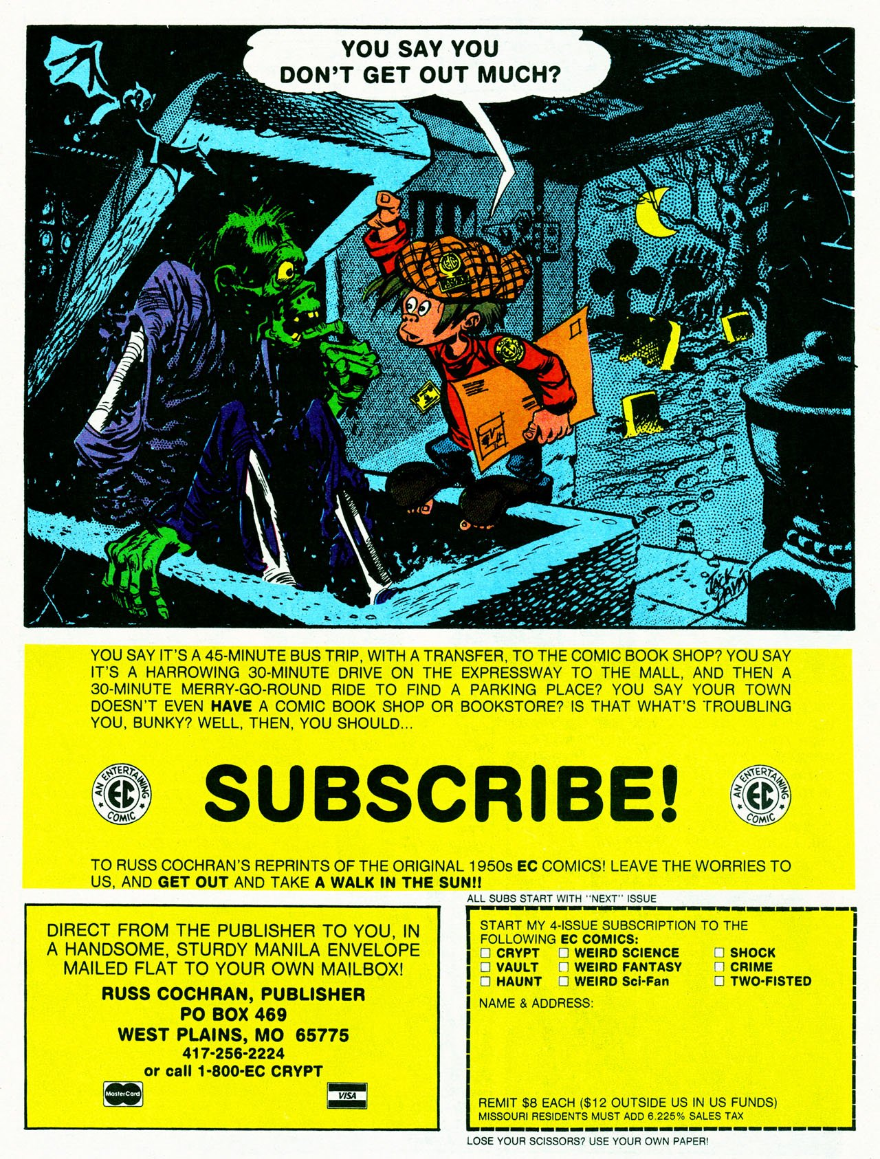 Read online Shock SuspenStories comic -  Issue #8 - 34