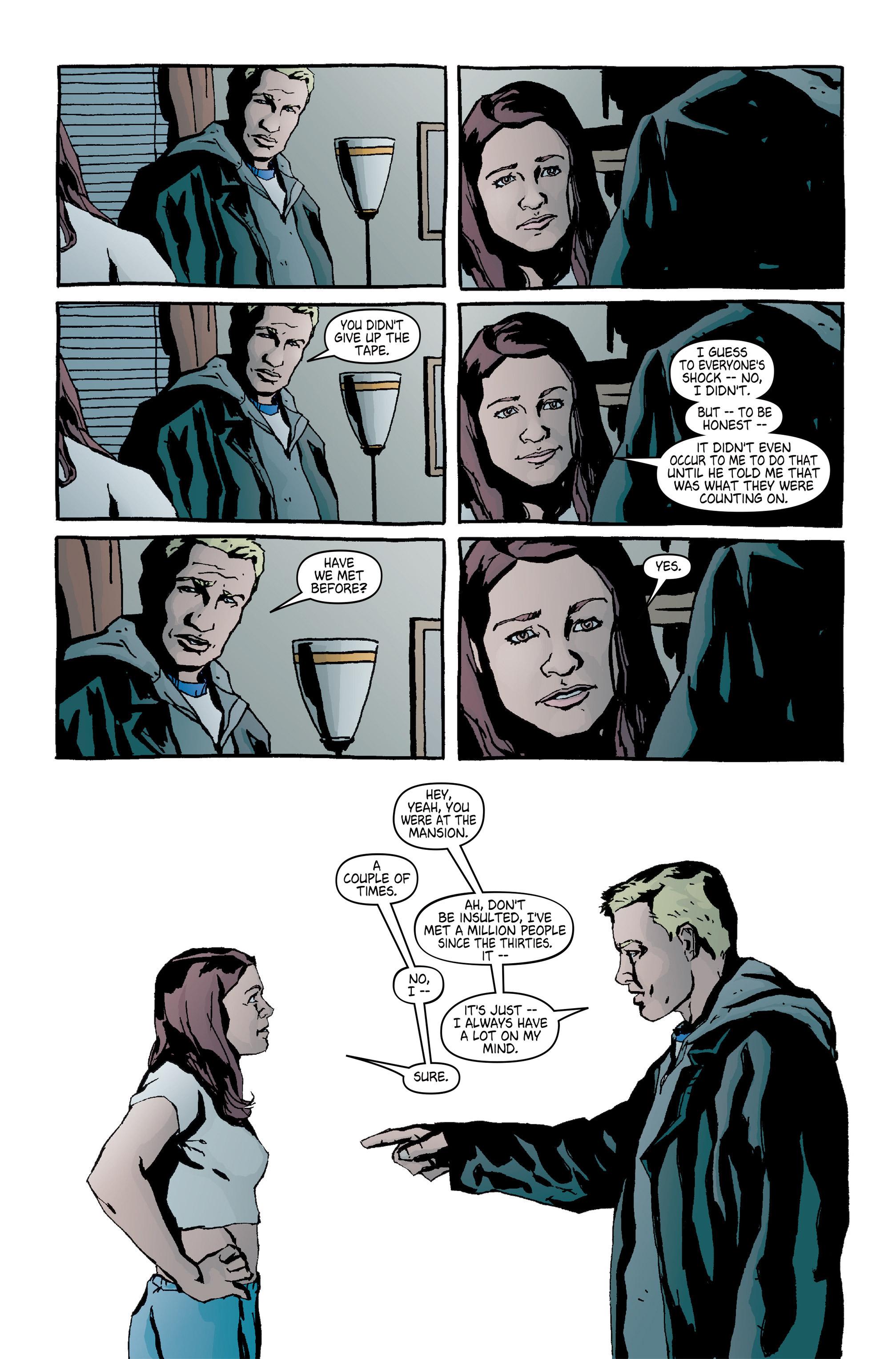 Read online Alias comic -  Issue #5 - 20