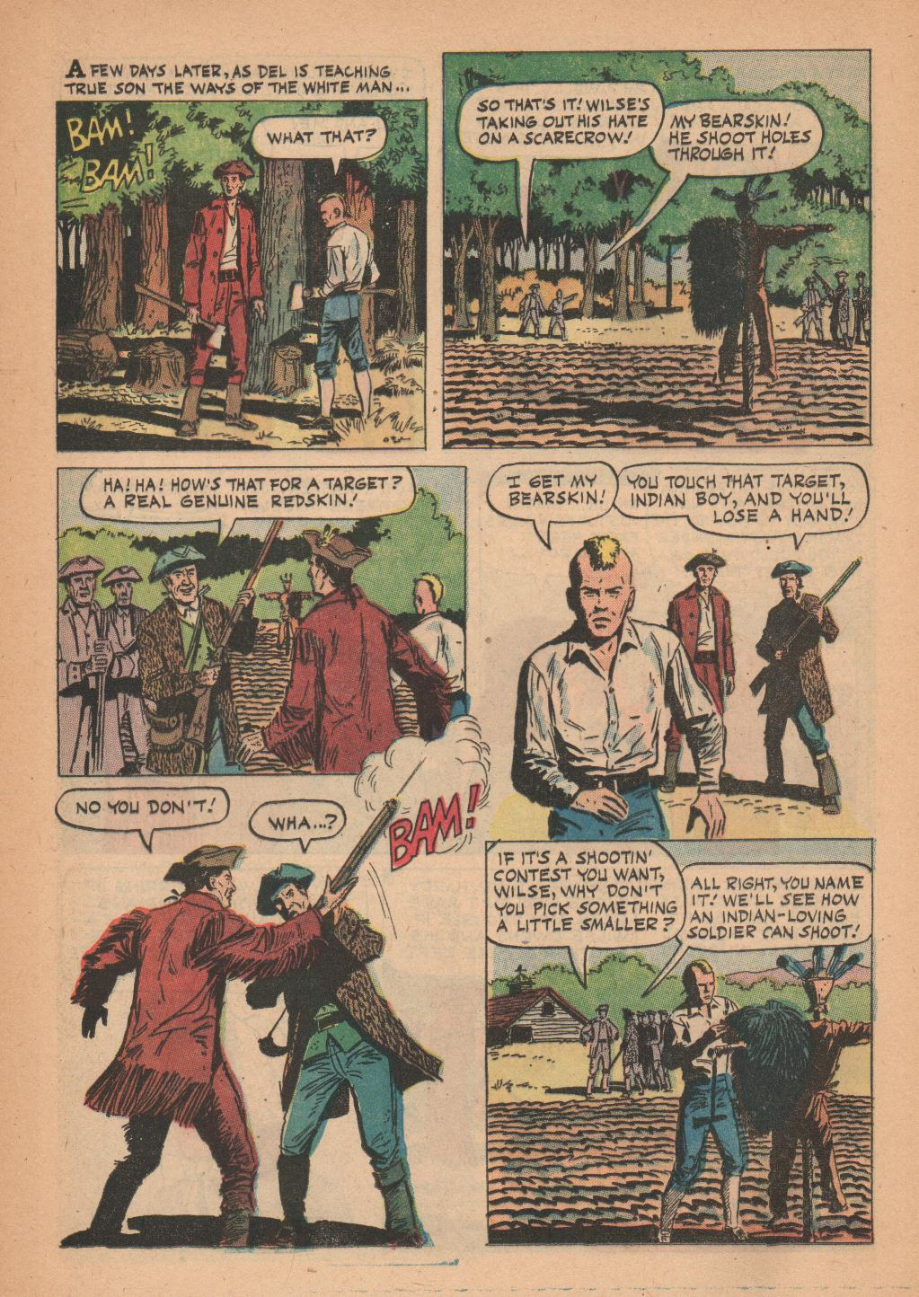 Four Color Comics issue 891 - Page 16