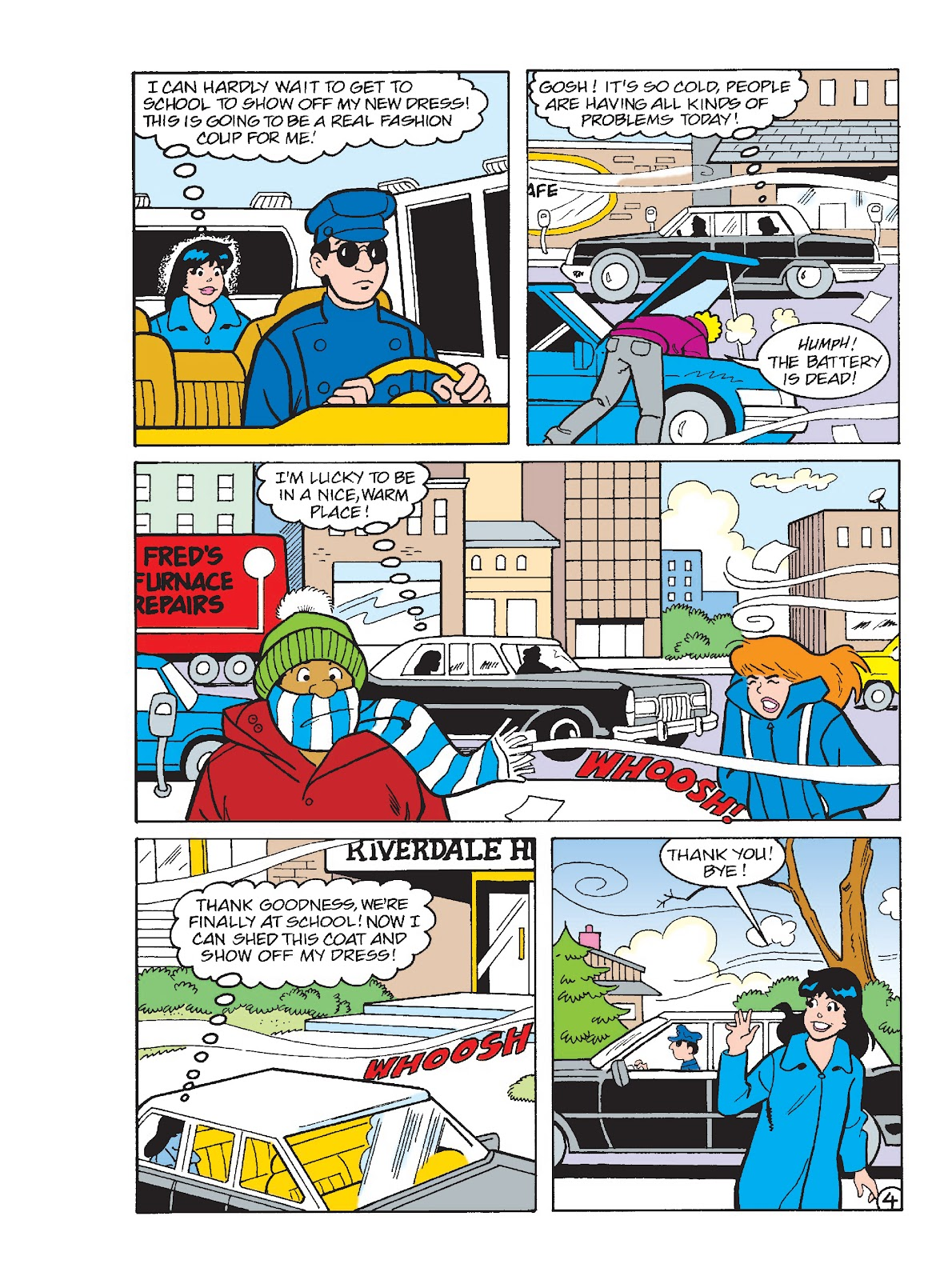 Betty and Veronica Double Digest issue 291 - Page 129