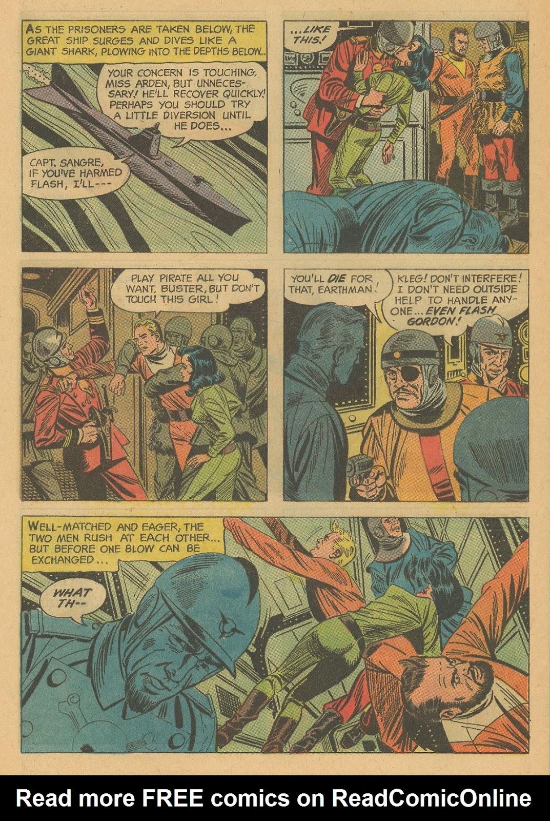 Flash Gordon (1966) issue 2 - Page 28