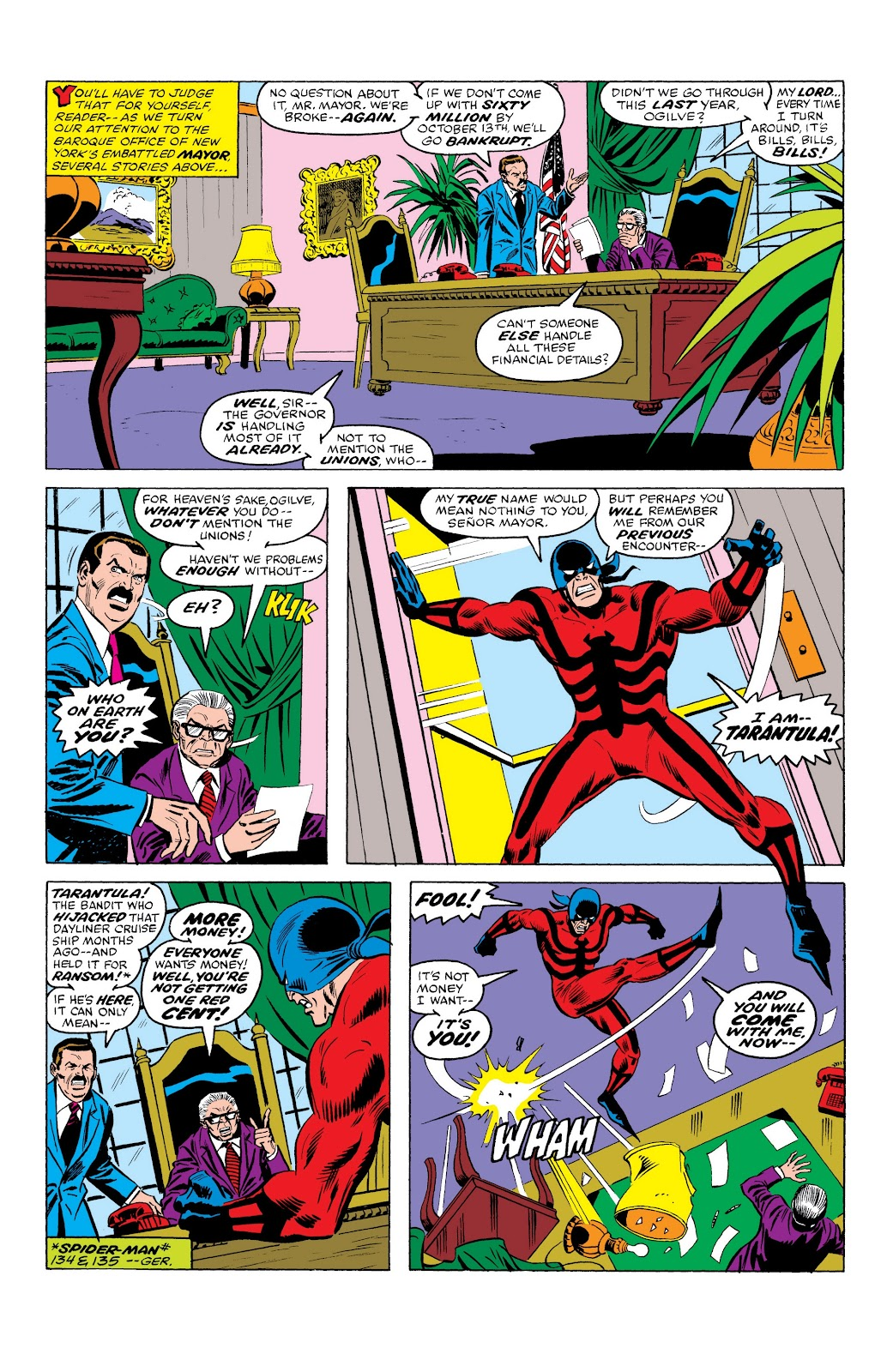 Read online Marvel Masterworks: The Spectacular Spider-Man comic -  Issue # TPB (Part 1) - 20