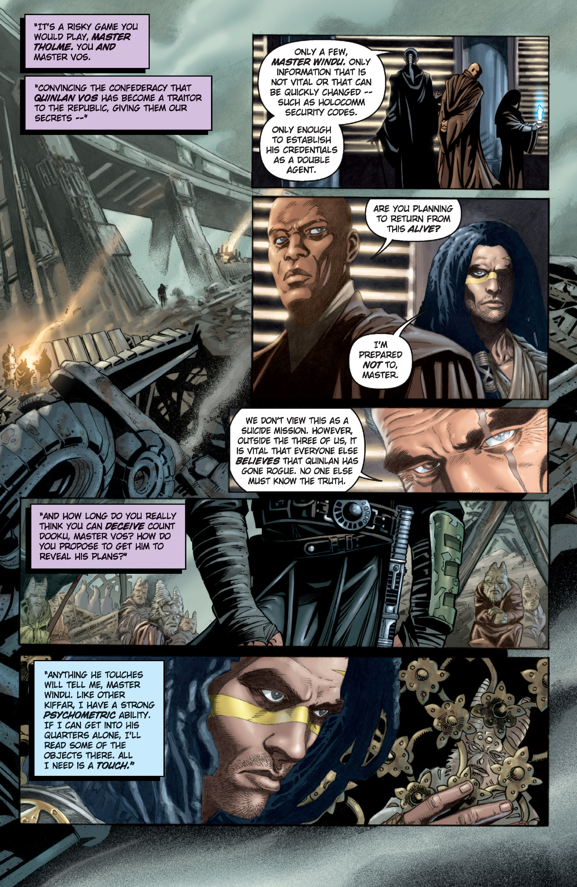 Read online Star Wars Omnibus comic -  Issue # Vol. 24 - 320