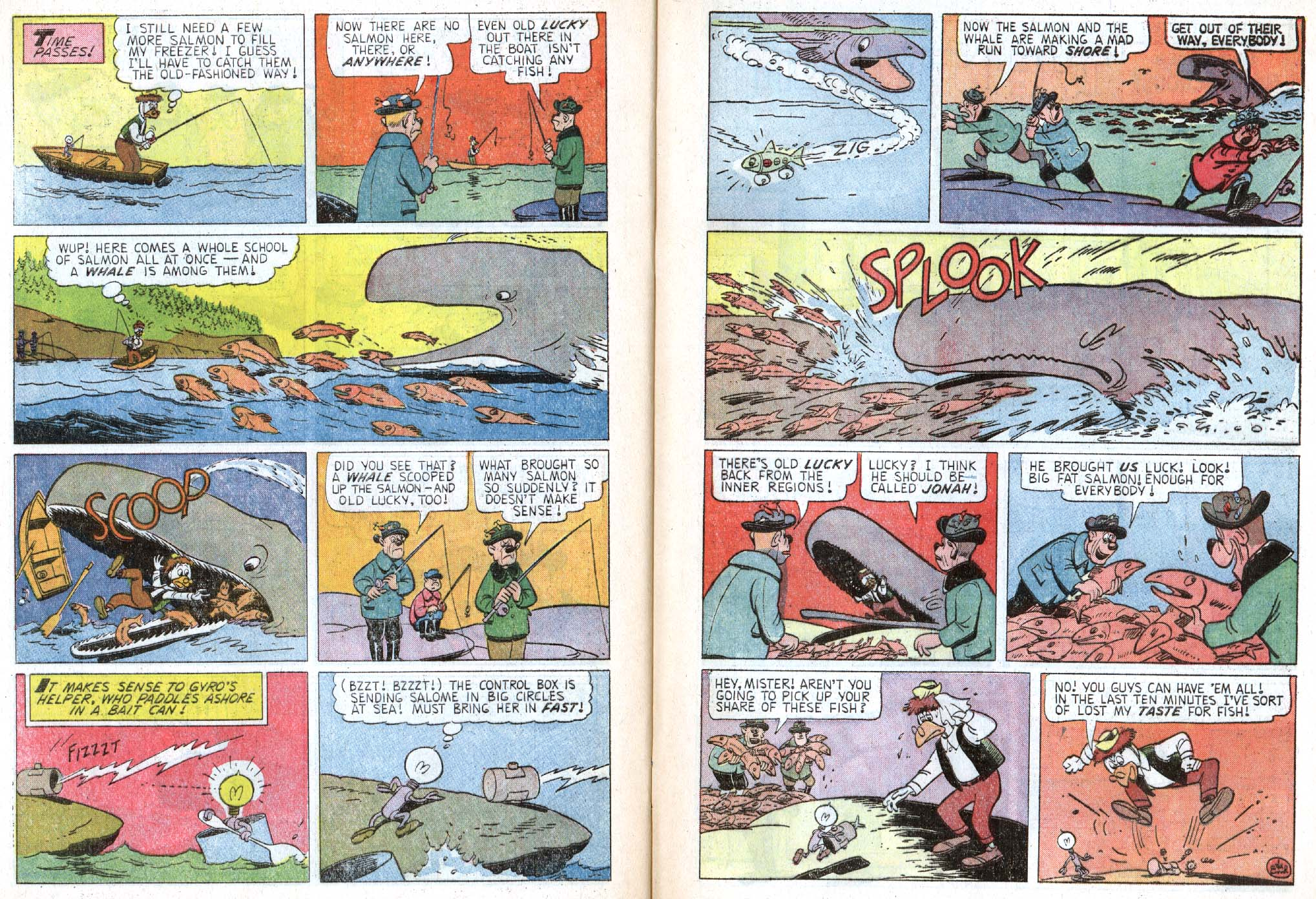Read online Uncle Scrooge (1953) comic -  Issue #48 - 15