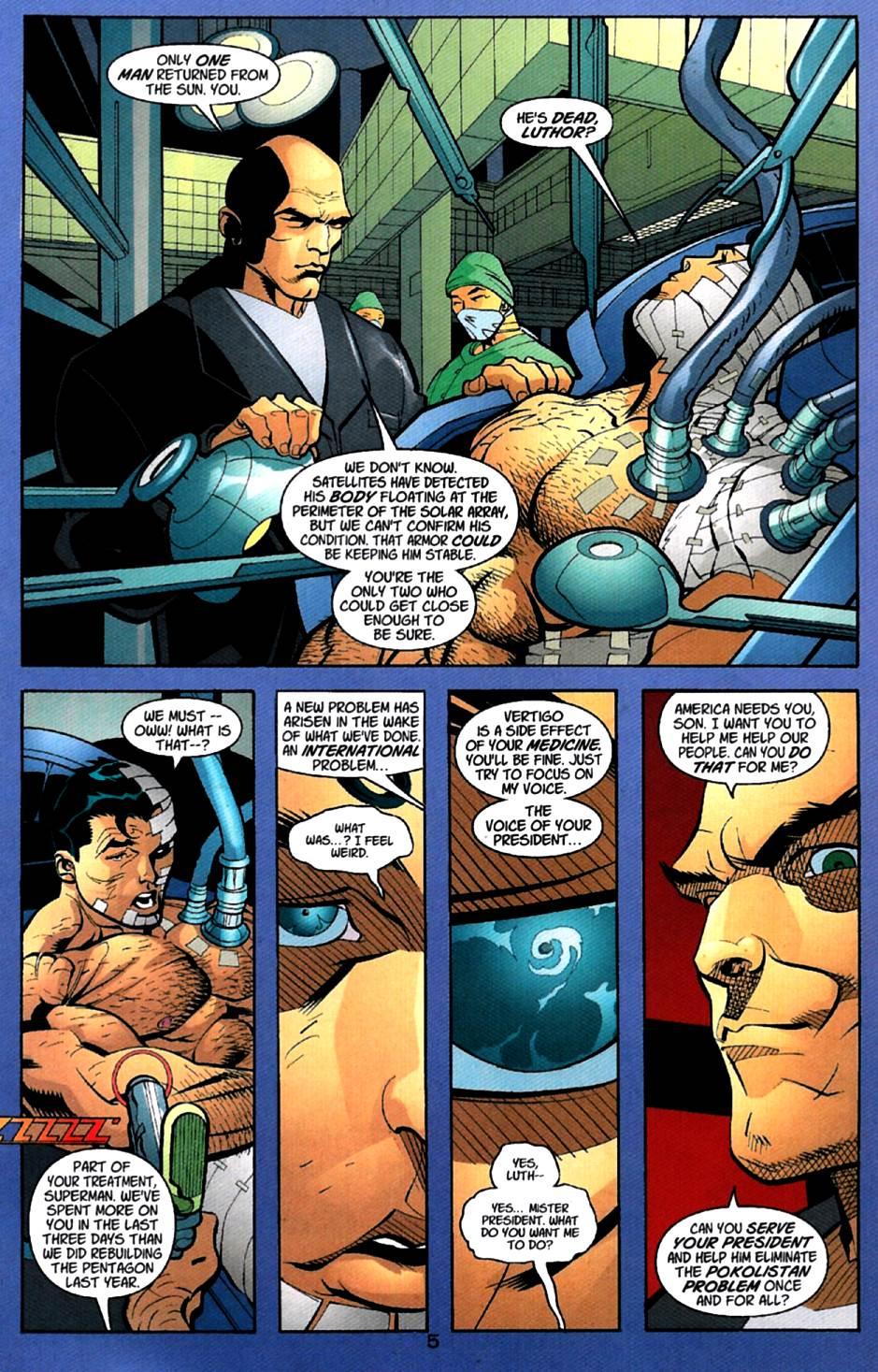 Action Comics (1938) 803 Page 5