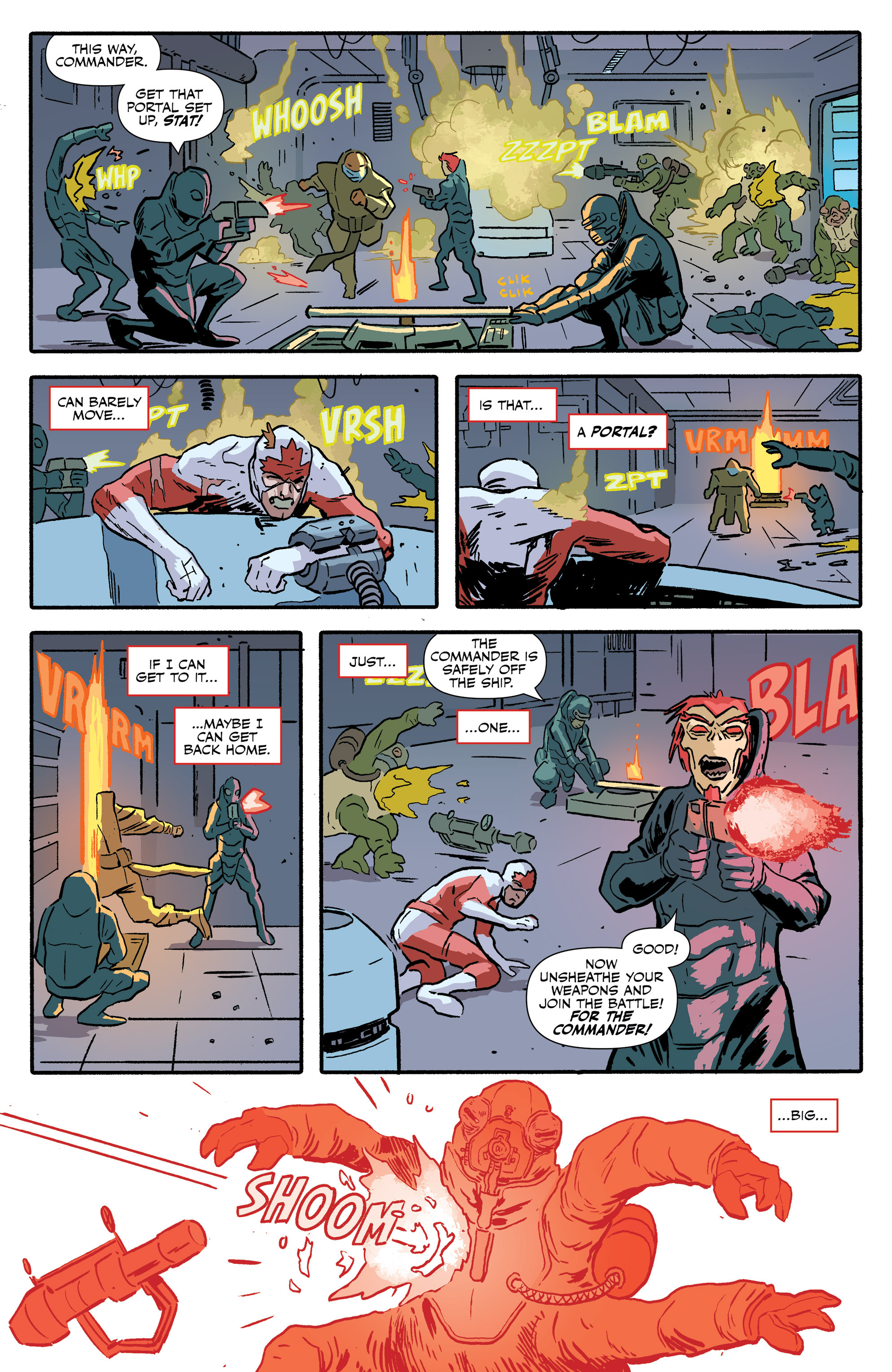 Read online All-New Classic Captain Canuck comic -  Issue #0 - 44