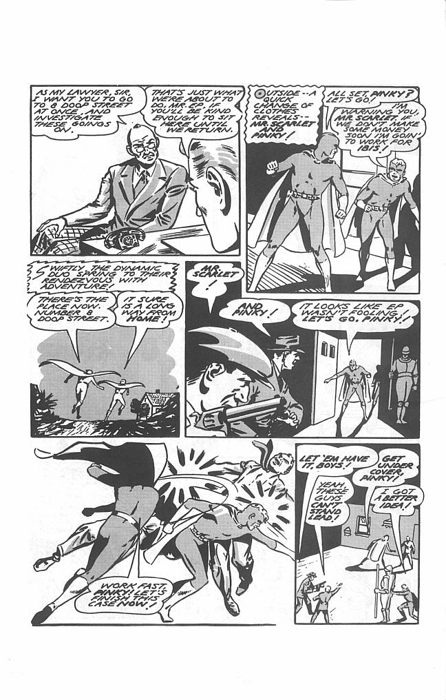 Read online Golden-Age Men of Mystery comic -  Issue #16 - 6