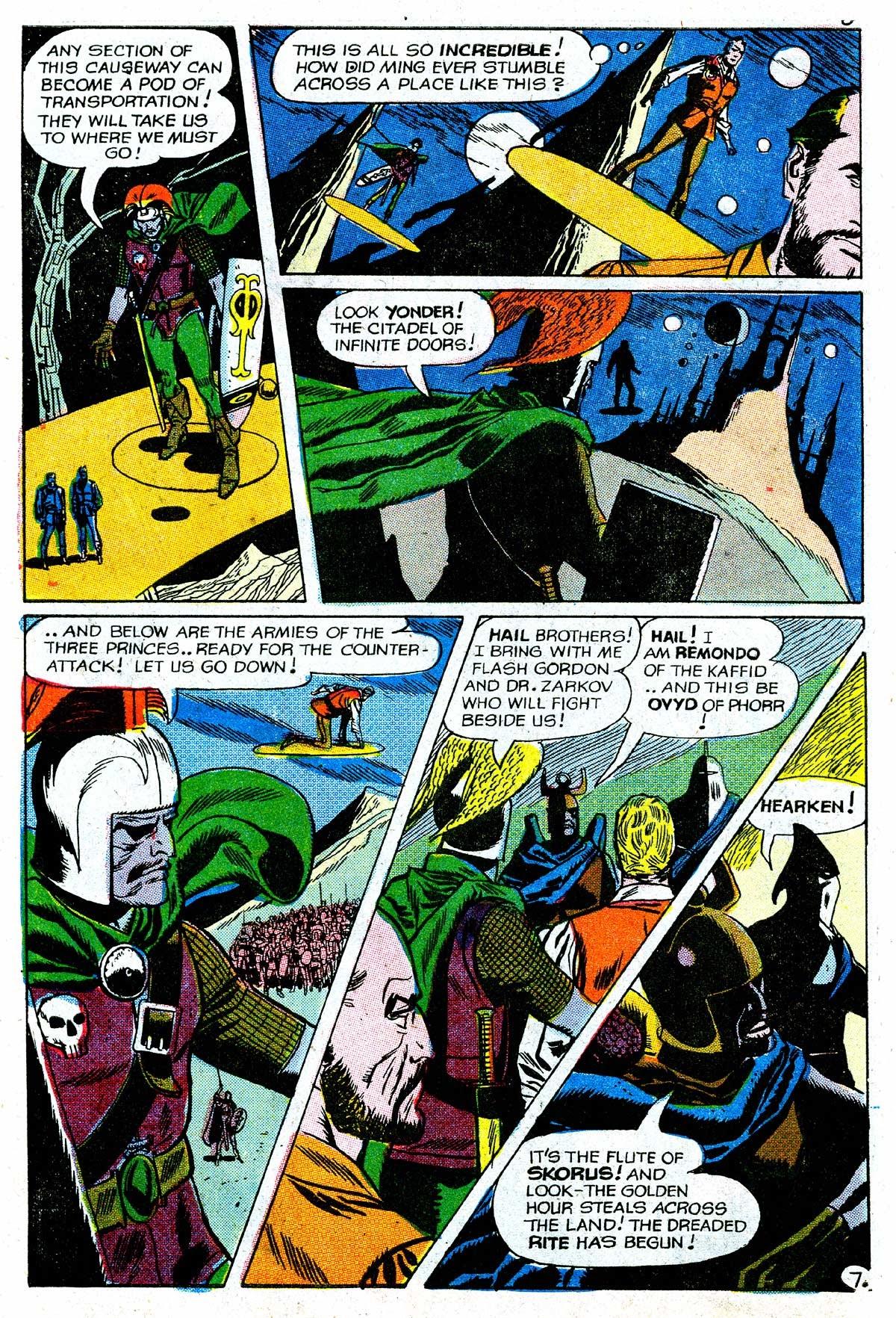 Flash Gordon (1969) issue 16 - Page 8