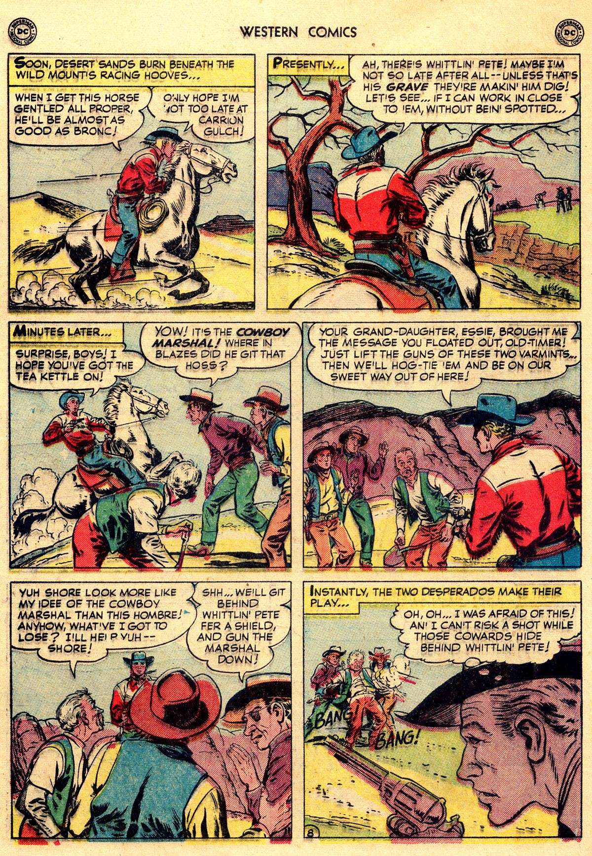 Western Comics issue 19 - Page 46