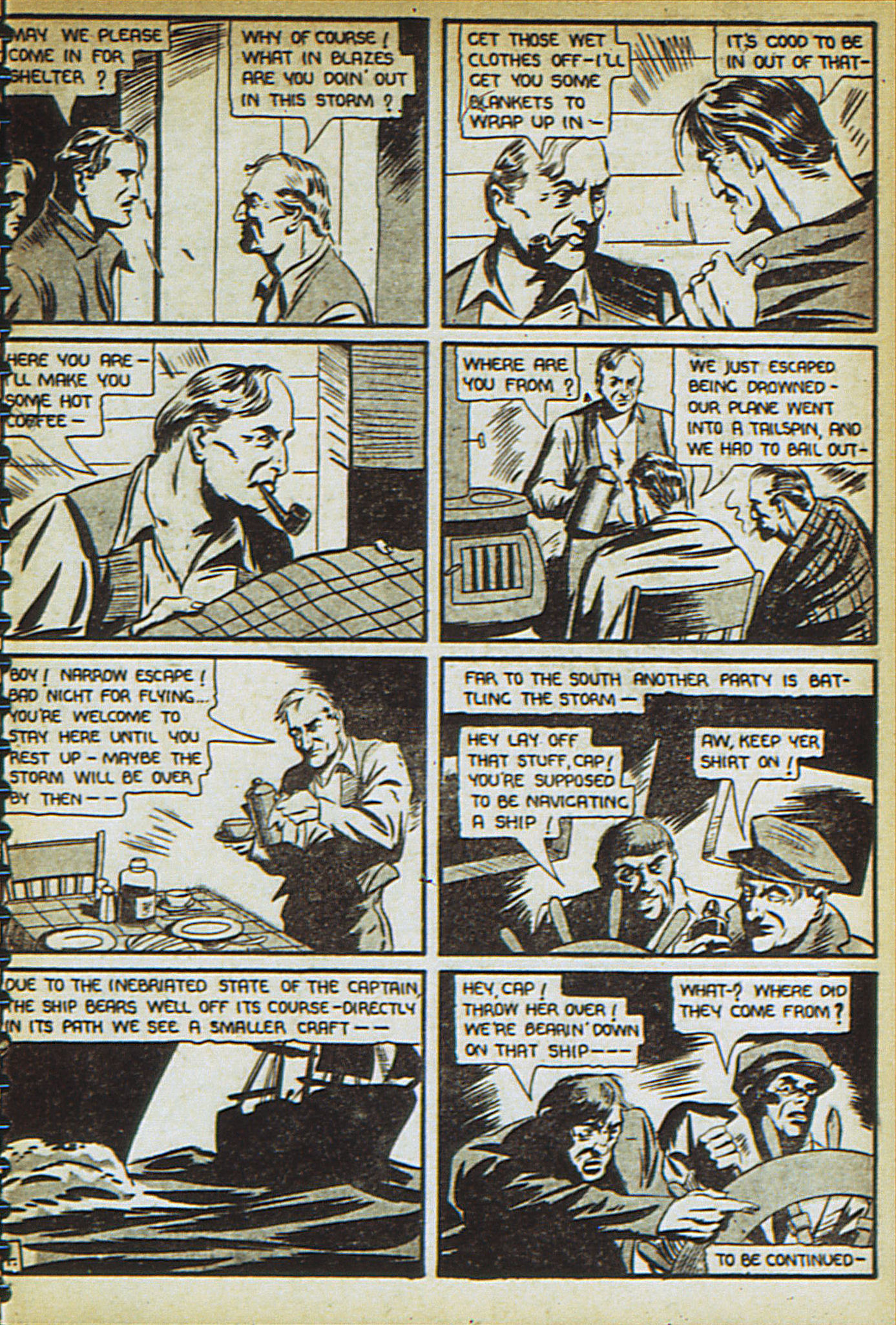 Read online Adventure Comics (1938) comic -  Issue #23 - 45
