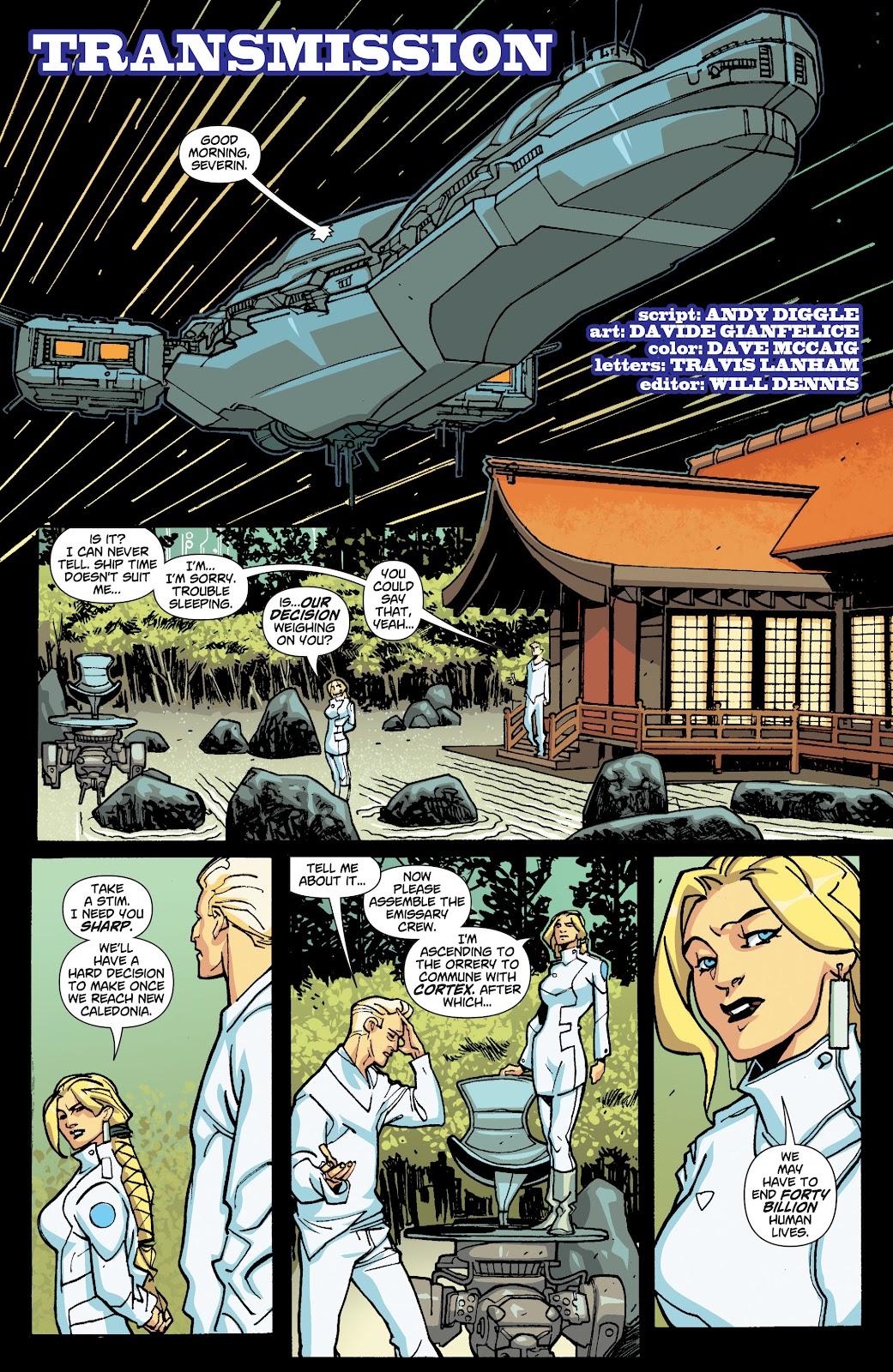 Read online Strange Adventures (2014) comic -  Issue # TPB (Part 1) - 86