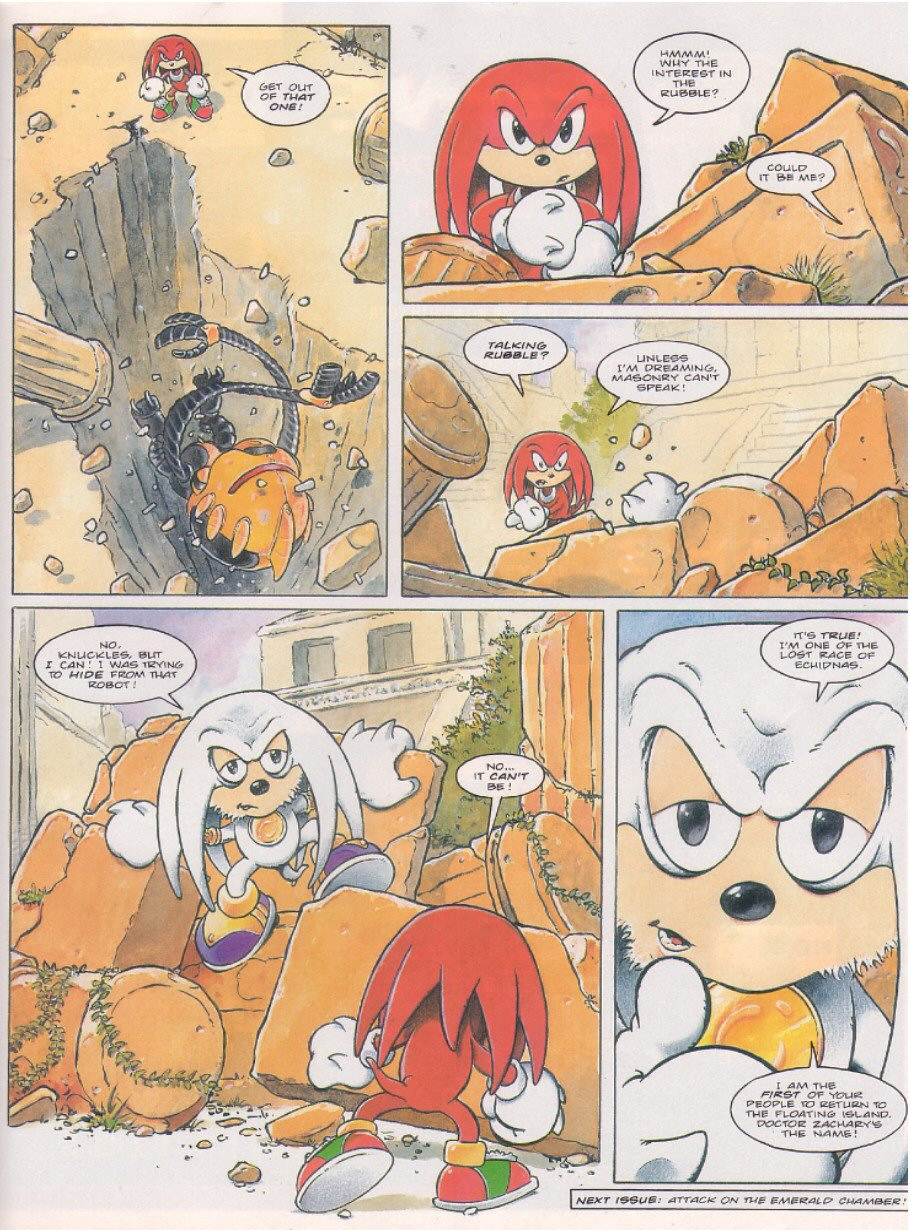 Read online Sonic the Comic comic -  Issue #65 - 21