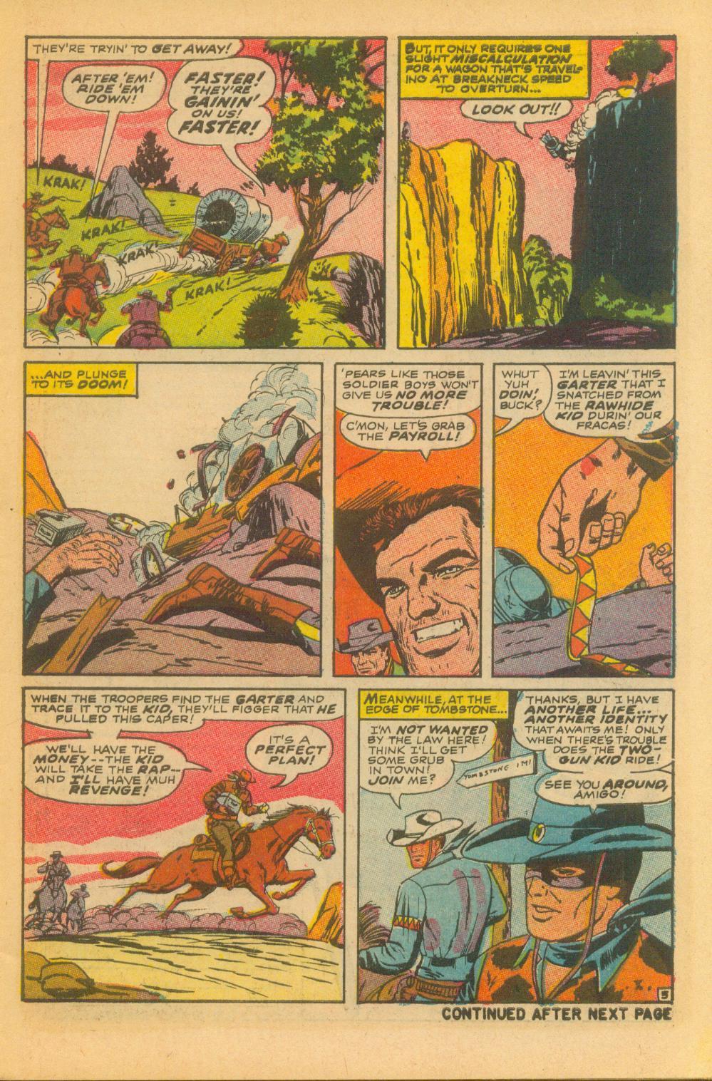 Read online Two-Gun Kid comic -  Issue #85 - 8