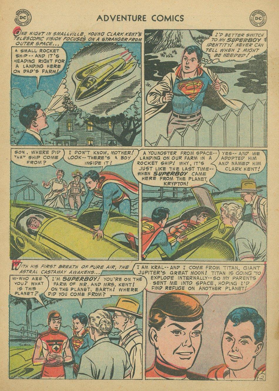 Read online Adventure Comics (1938) comic -  Issue #205 - 5