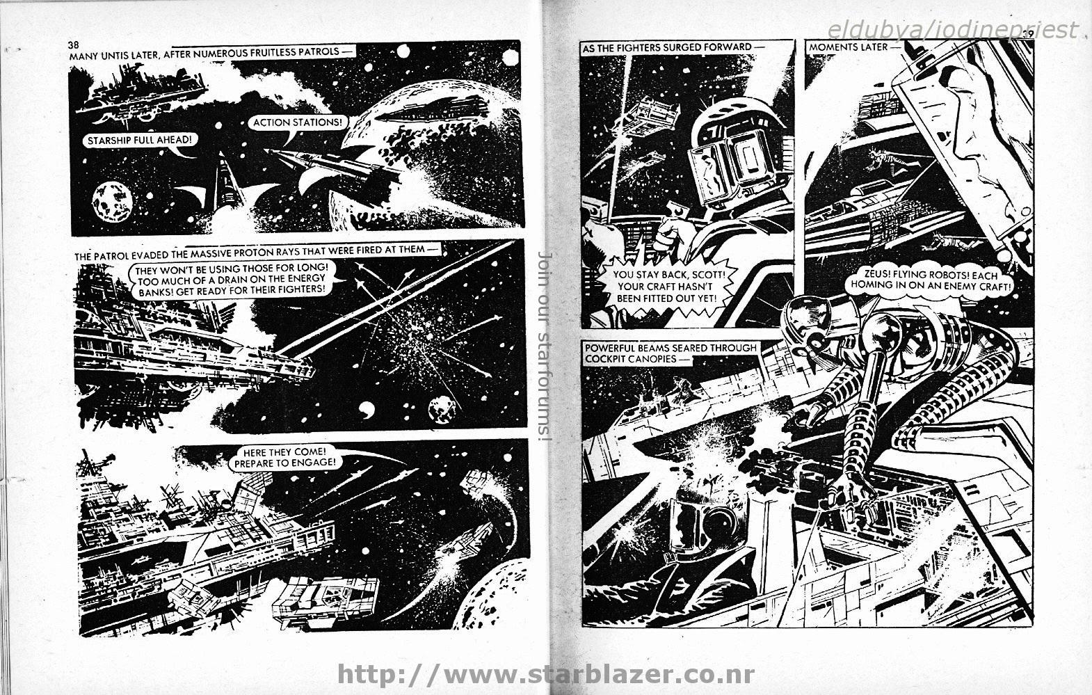 Starblazer issue 135 - Page 21
