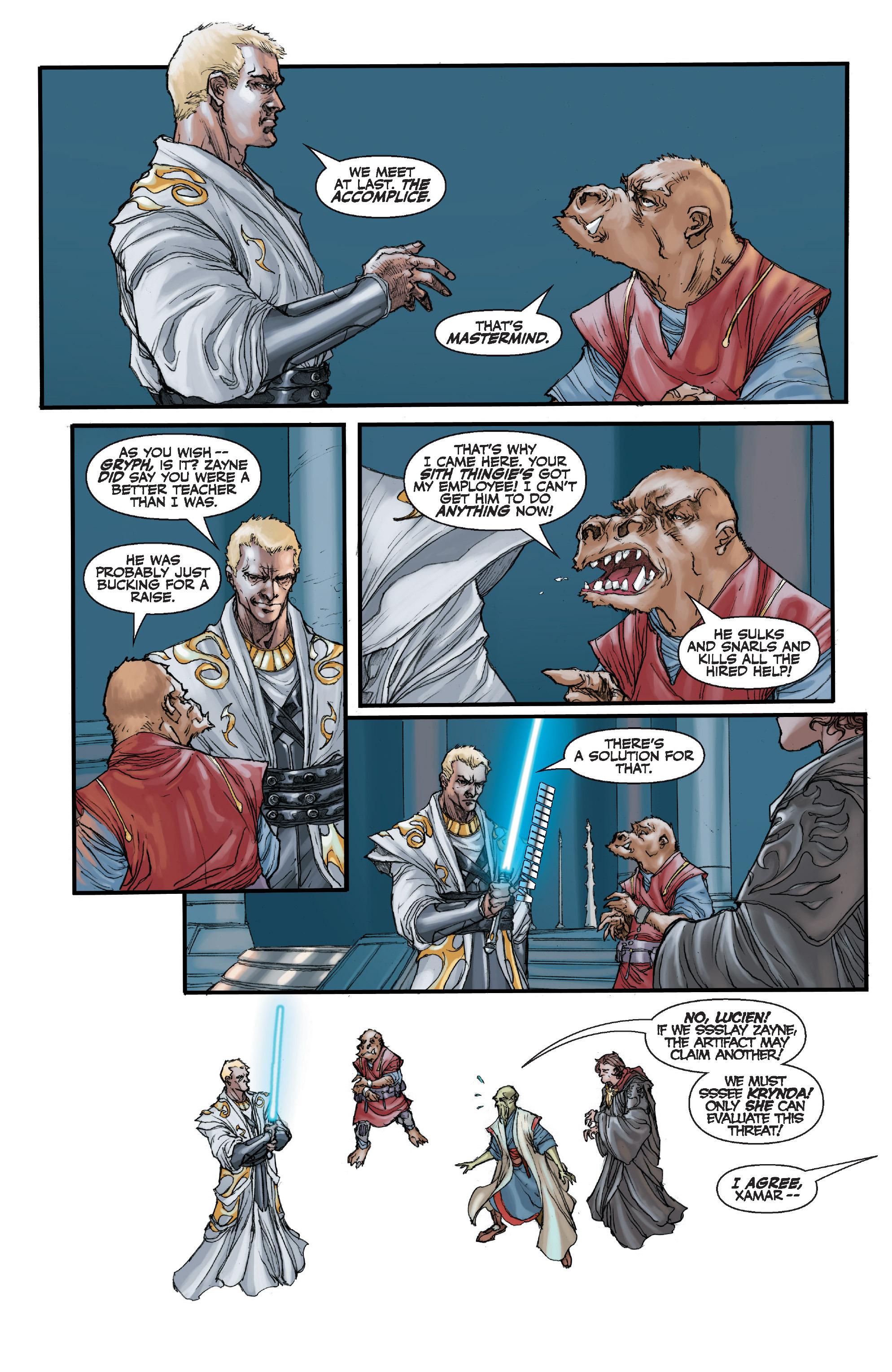 Read online Star Wars Omnibus comic -  Issue # Vol. 32 - 309
