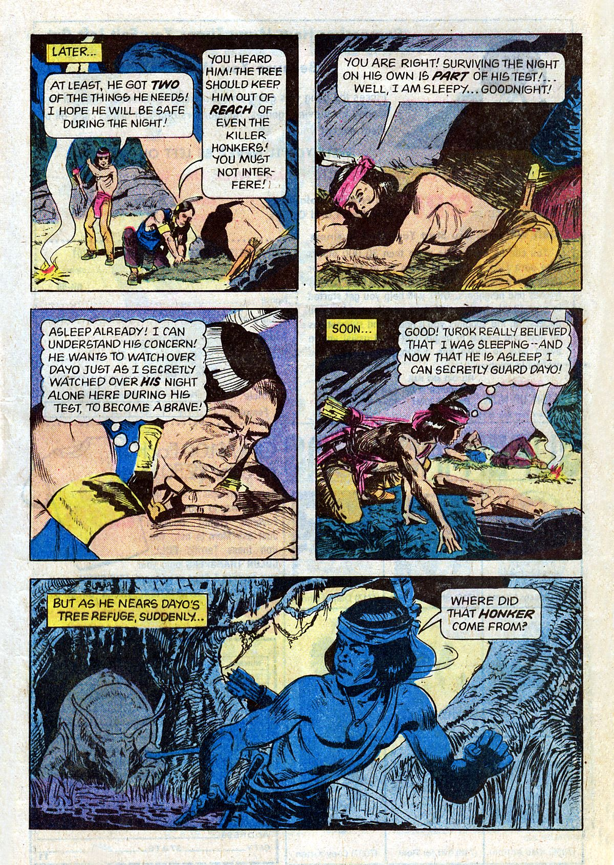 Read online Turok, Son of Stone comic -  Issue #124 - 13