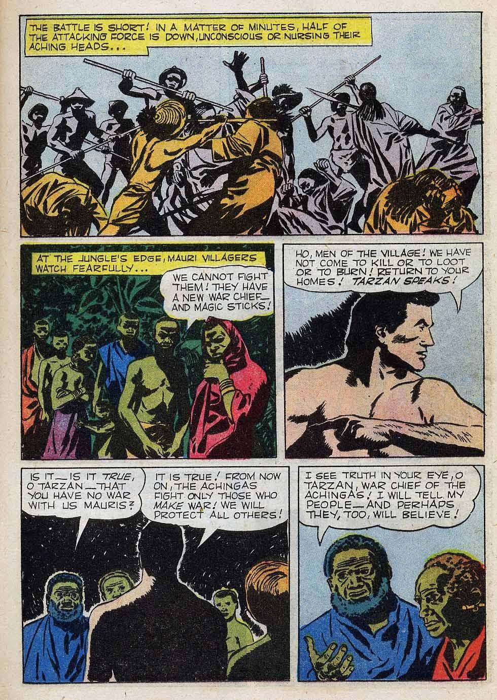 Tarzan (1948) issue 101 - Page 13
