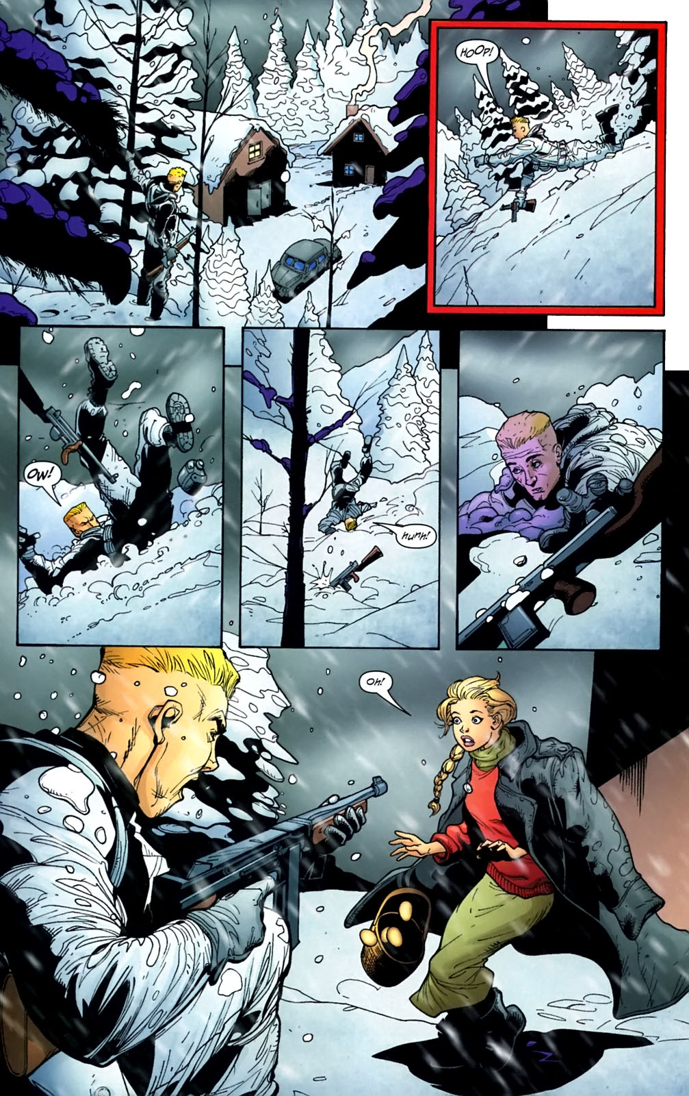 Read online Team Zero comic -  Issue #3 - 13