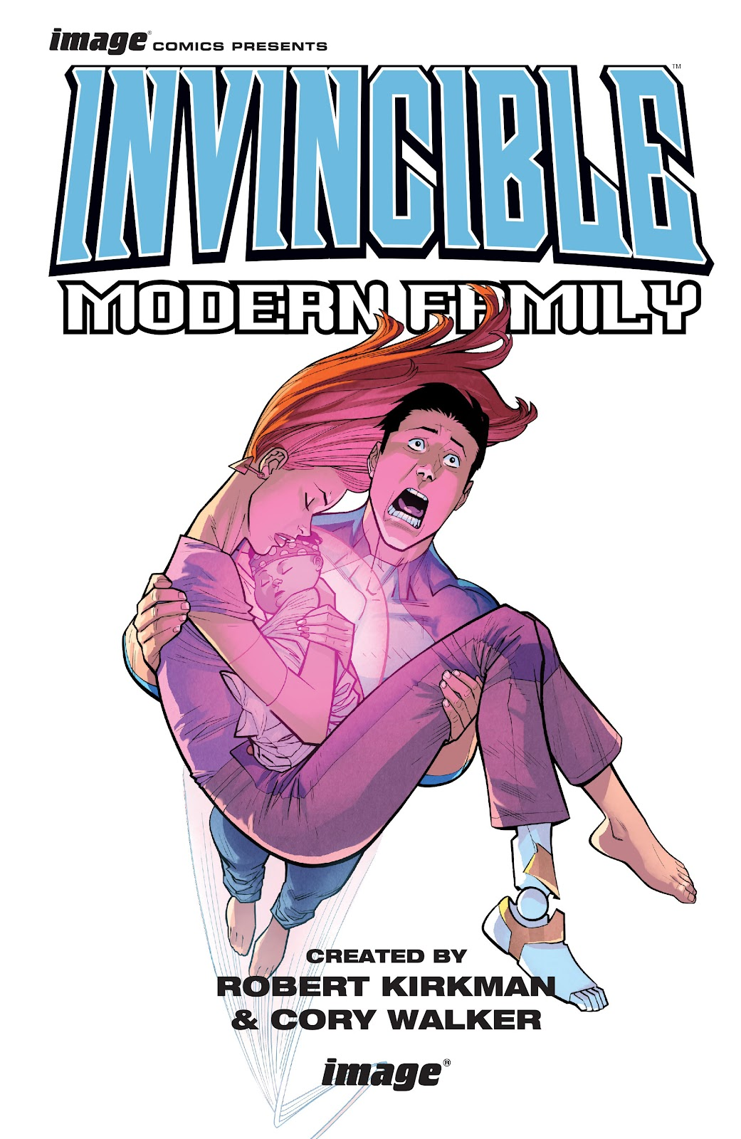 Invincible (2003) issue TPB 21 - Modern Family - Page 3