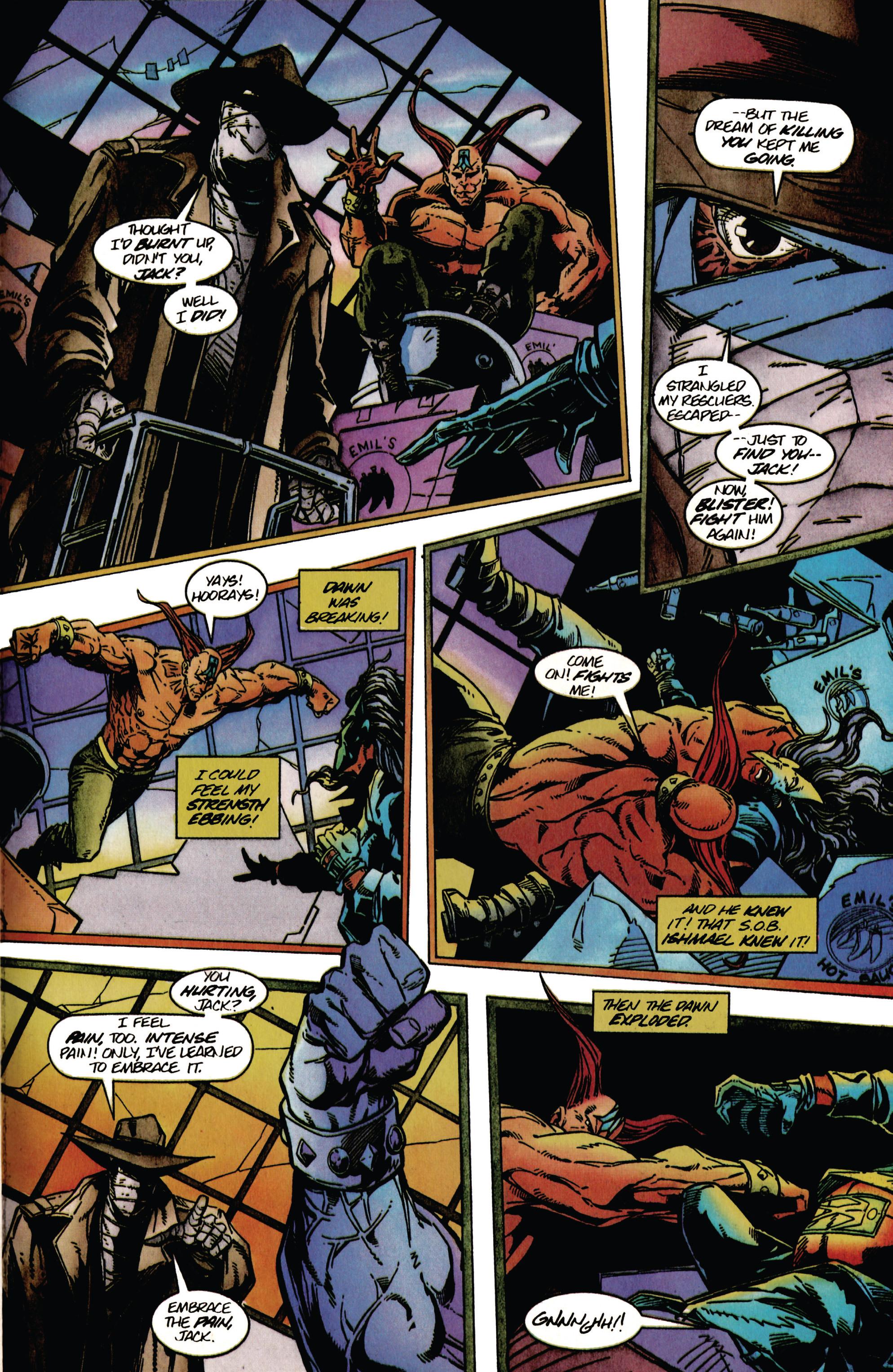 Read online Shadowman (1992) comic -  Issue #37 - 18