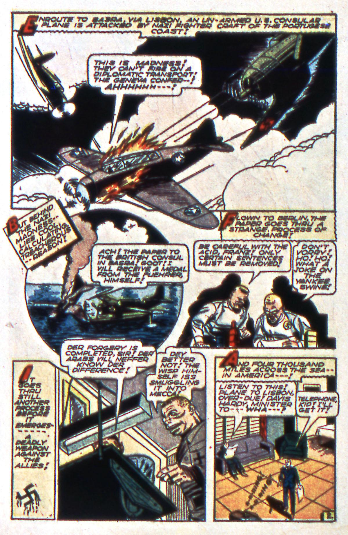 Read online All-Winners Comics comic -  Issue #12 - 4