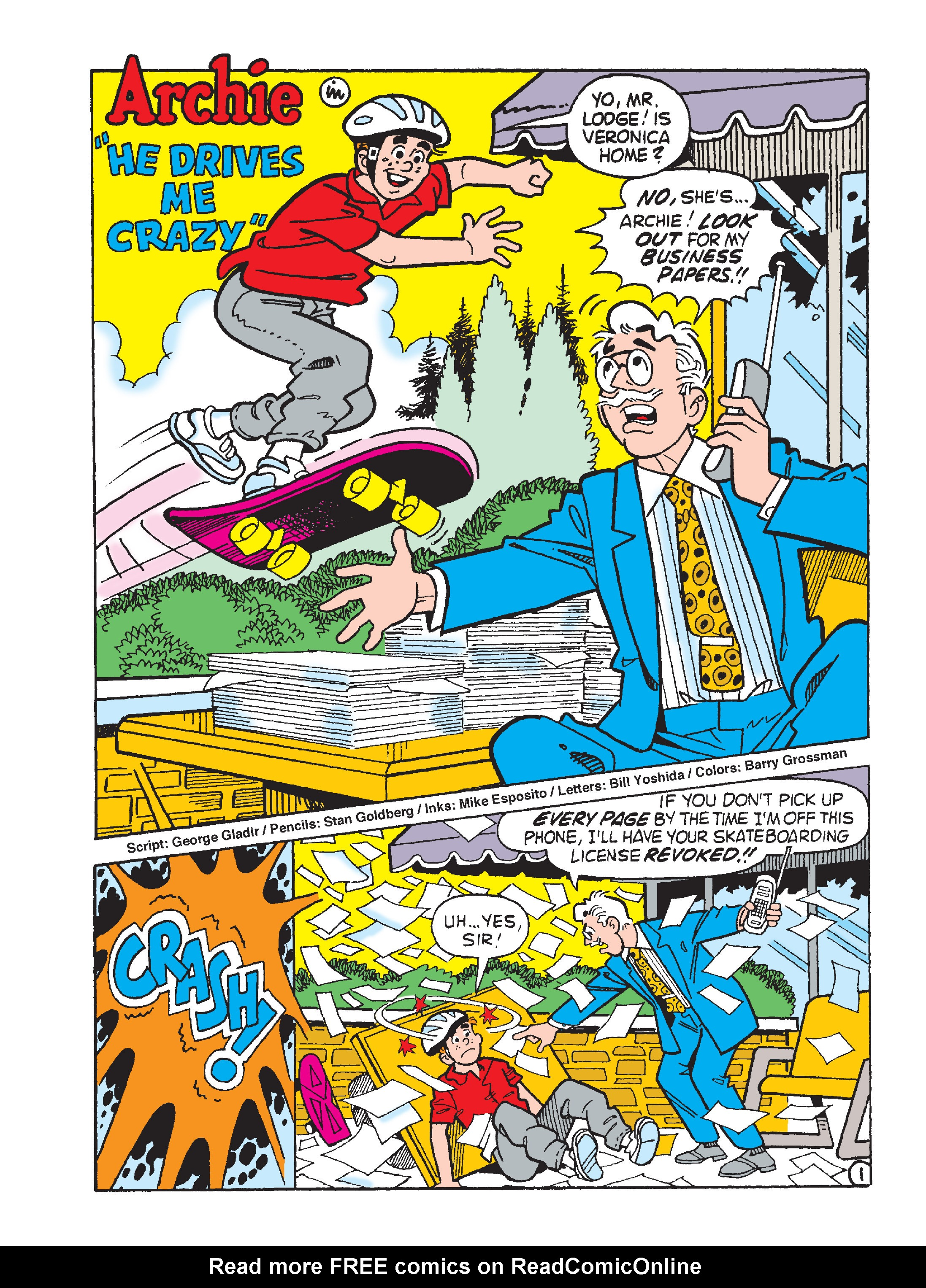 Read online Archie Giant Comics Collection comic -  Issue #Archie Giant Comics Collection TPB (Part 2) - 157