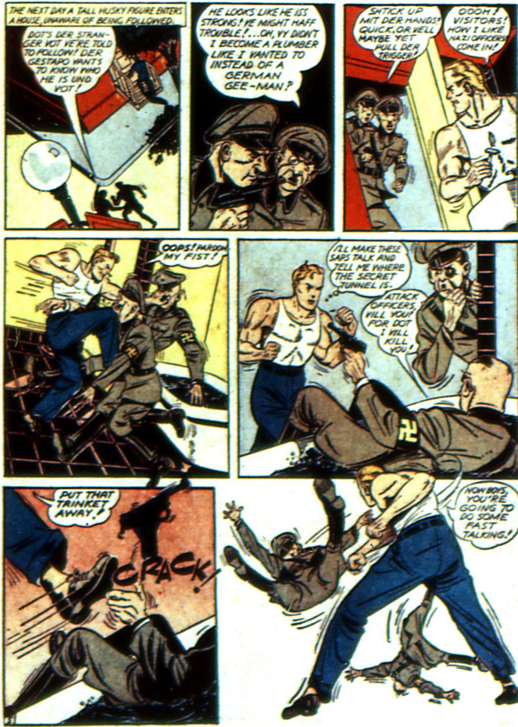 Read online All-Winners Comics comic -  Issue #3 - 60