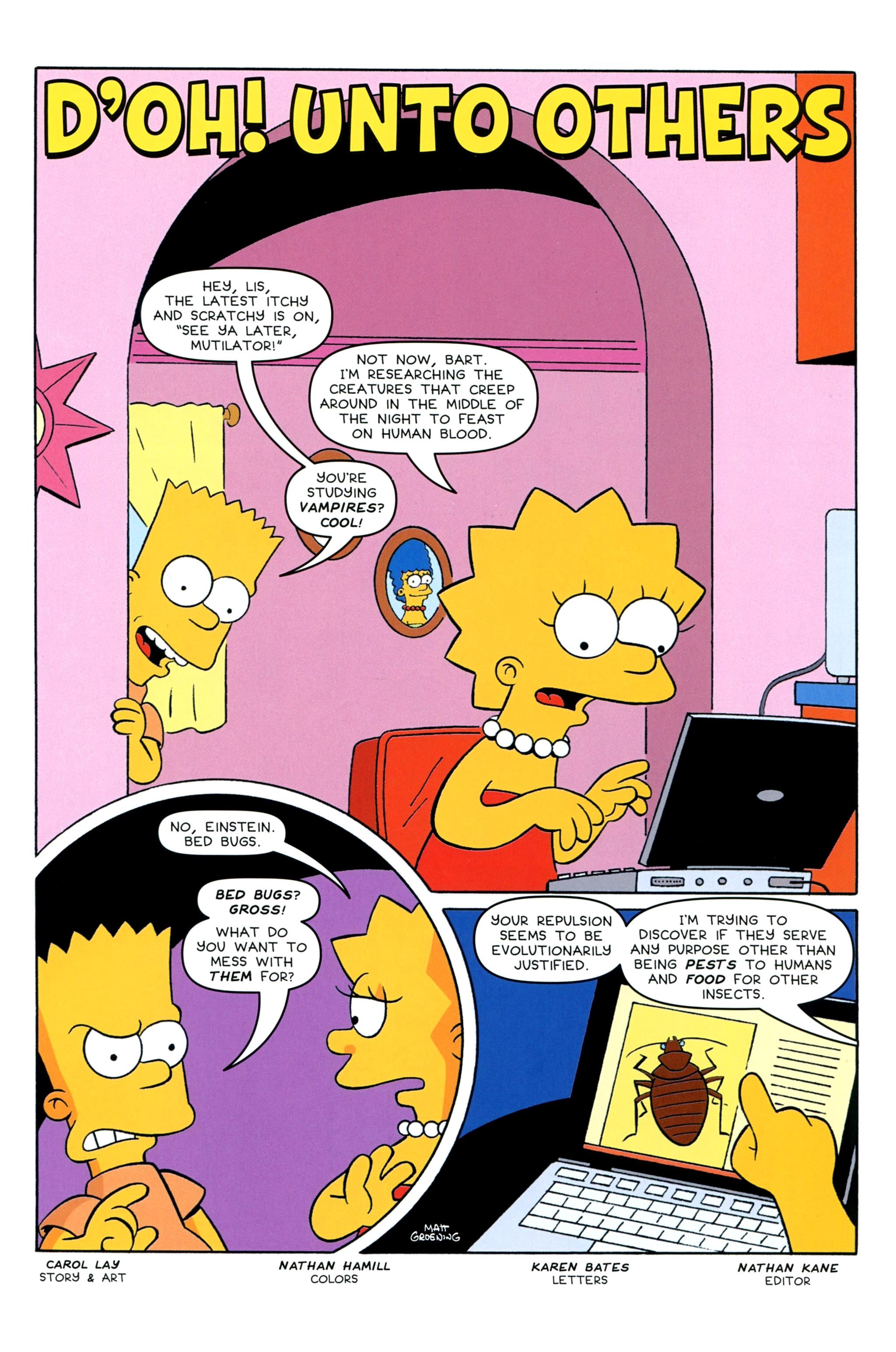 Read online Simpsons Comics Presents Bart Simpson comic -  Issue #92 - 15