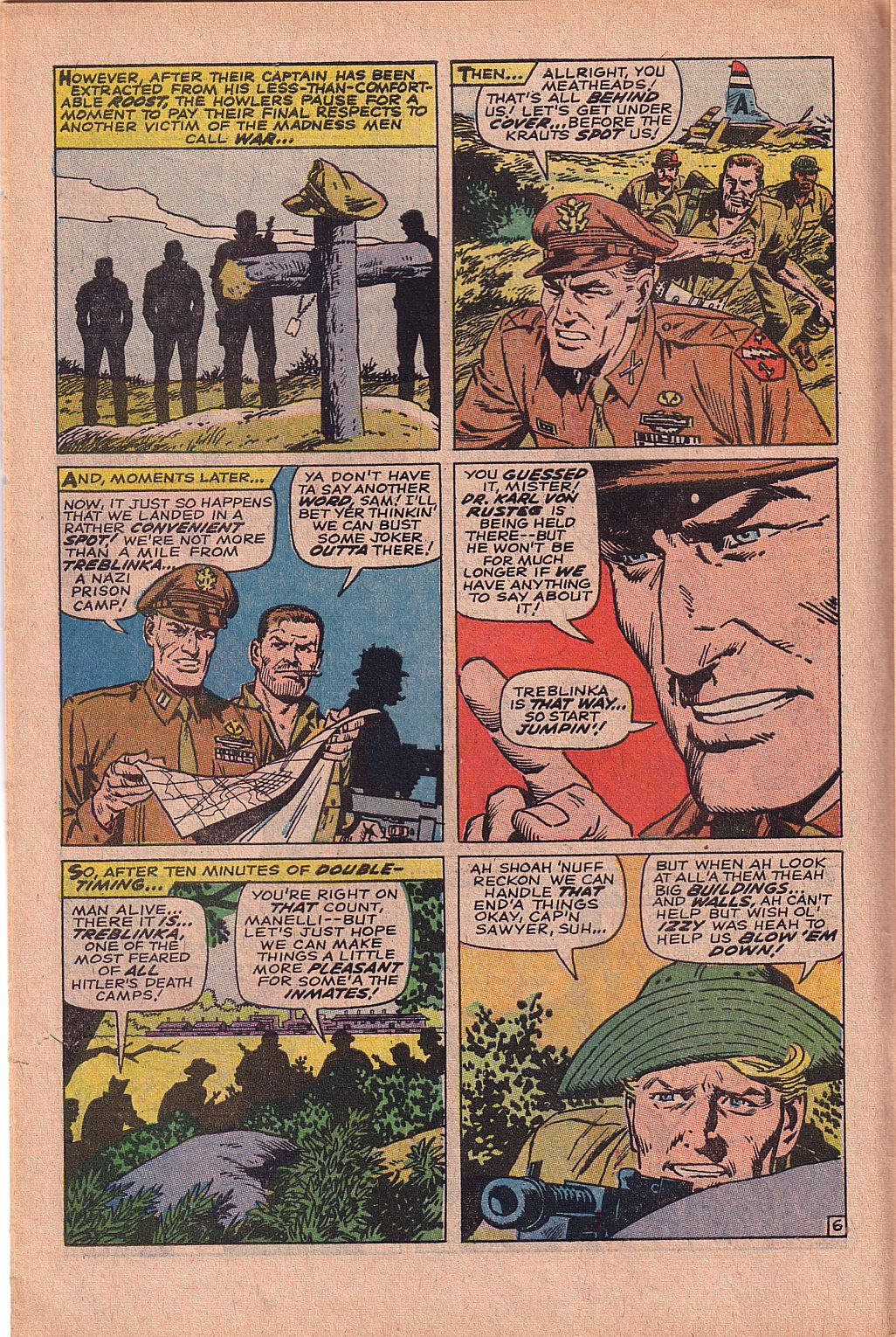 Read online Sgt. Fury comic -  Issue #52 - 10